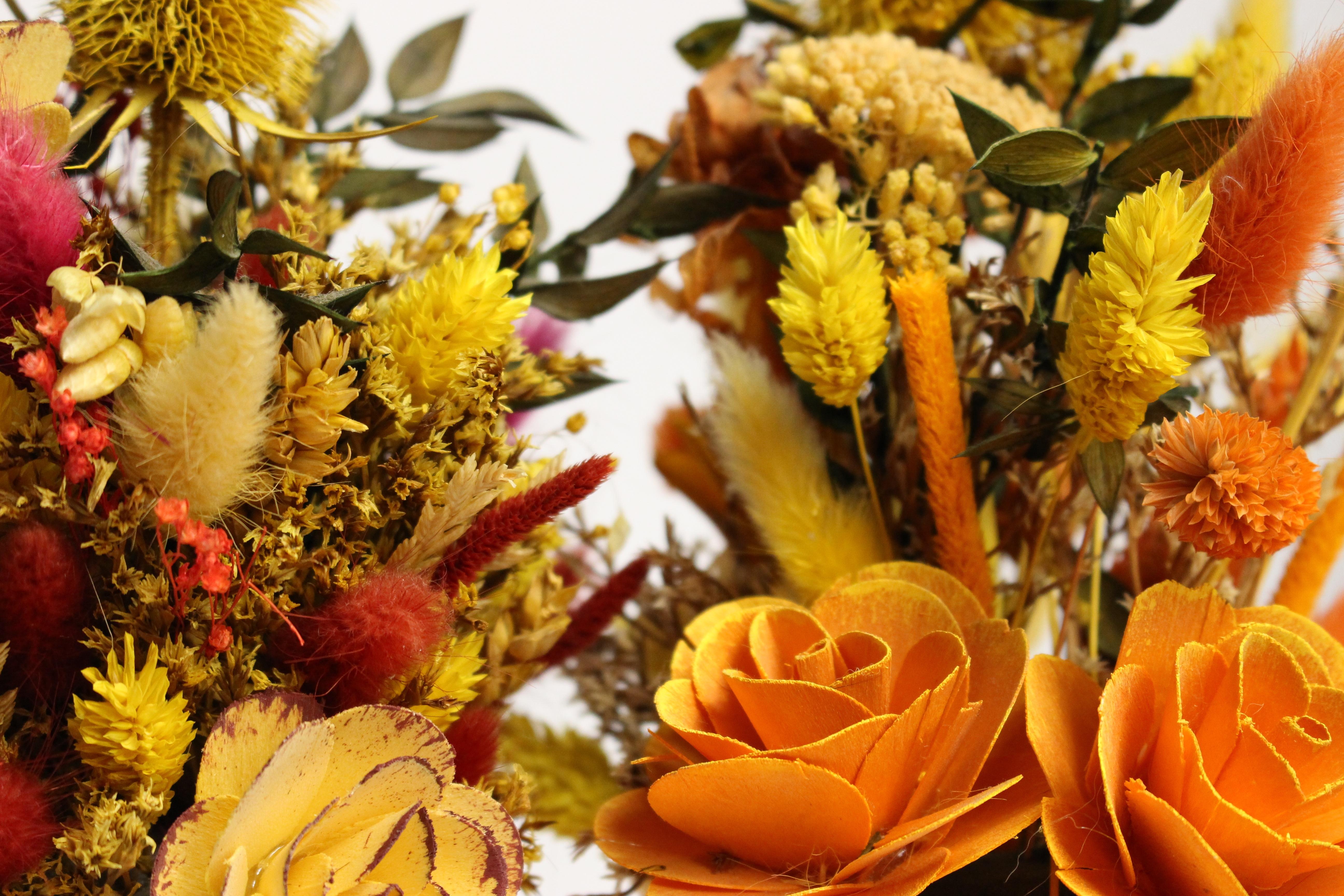 diseo de interiores ramo de flores diseo floral decoracin hogarea arreglos florales flores decorativas hierbas secas