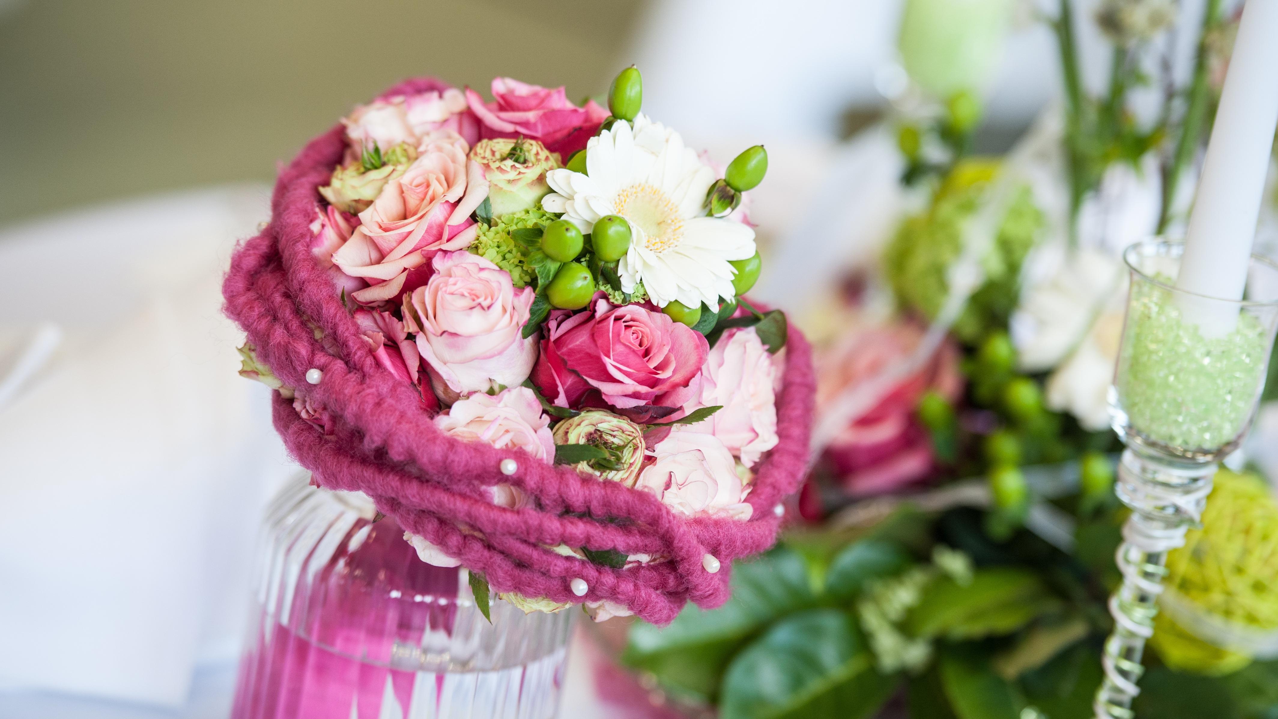 Free Images : plant, petal, pink, wedding, bride, flora, ceremony ...