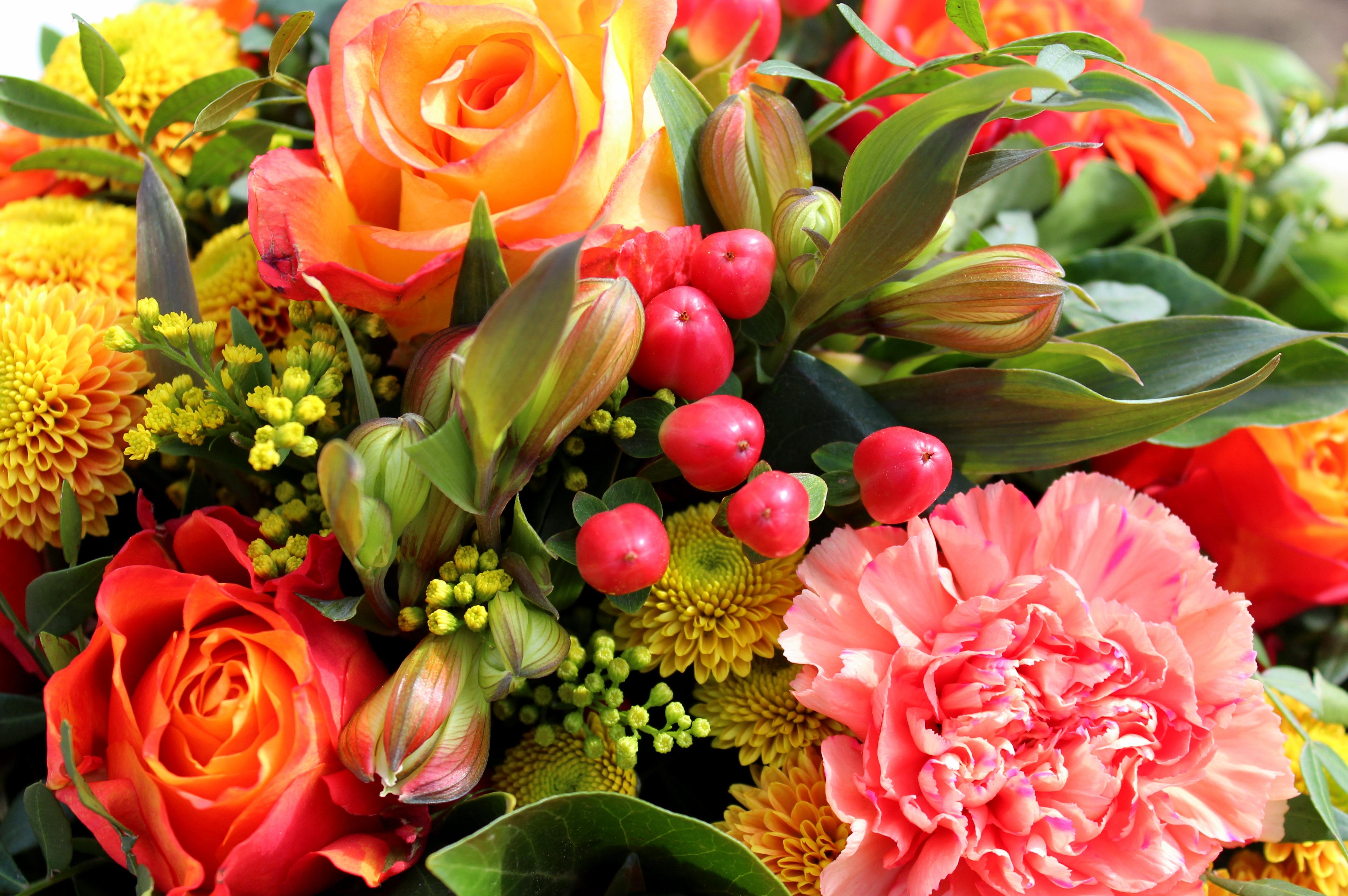 картинки цветов весенних букетов цветов очень