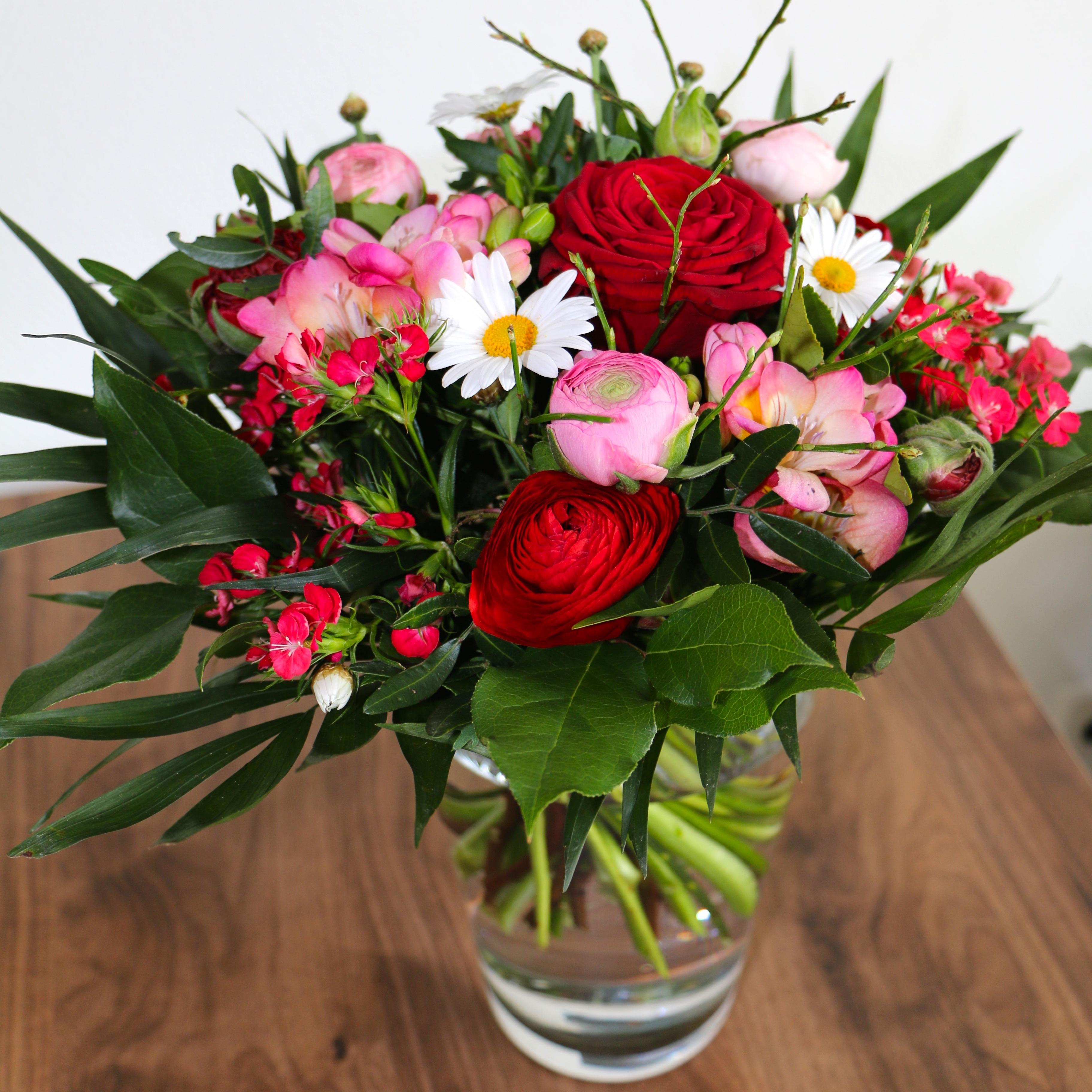 Free Images : petal, color, colorful, flora, bouquet of flowers ...