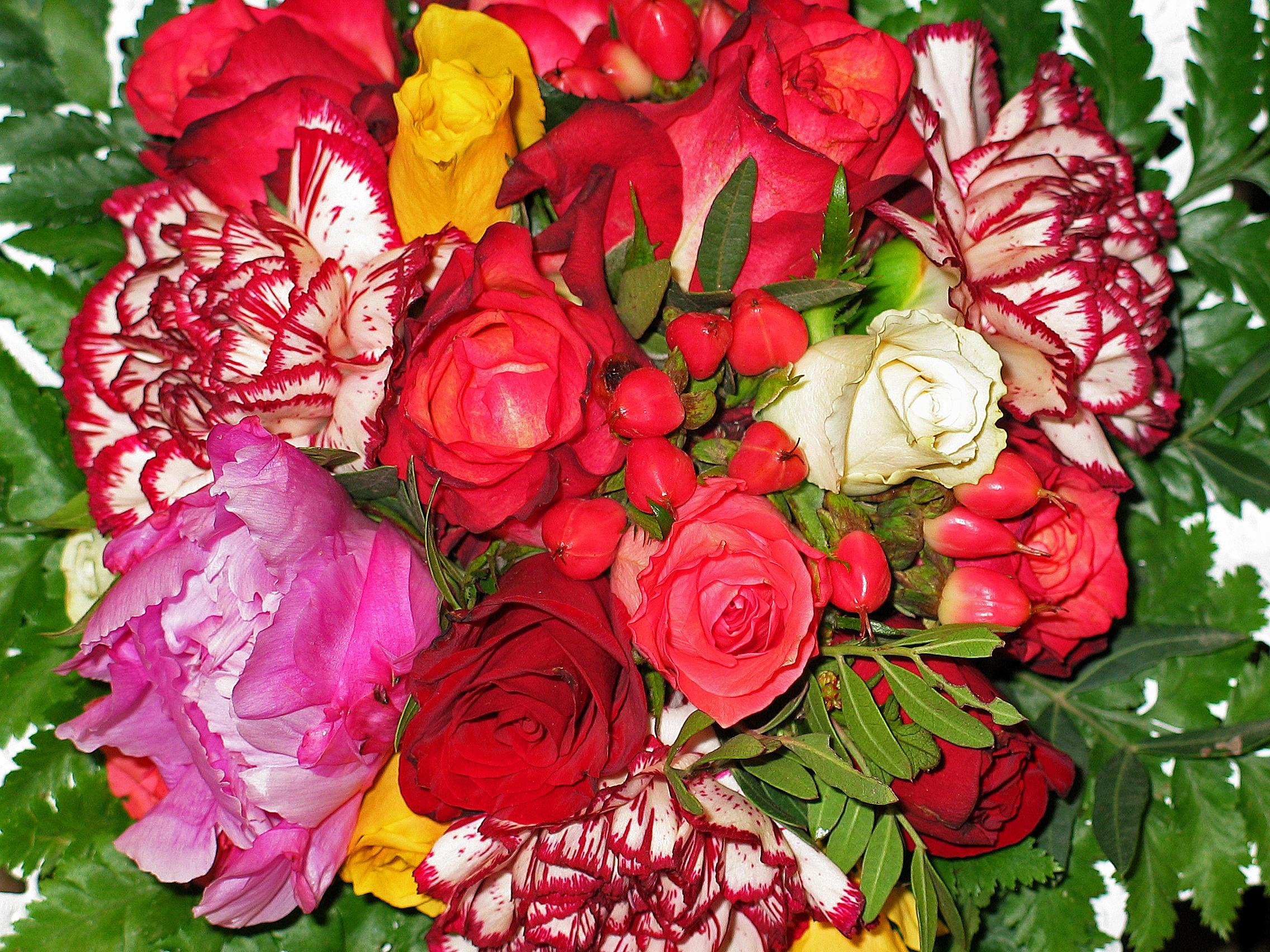 Birthday Flower Bouquet Clipart Flowers Healthy