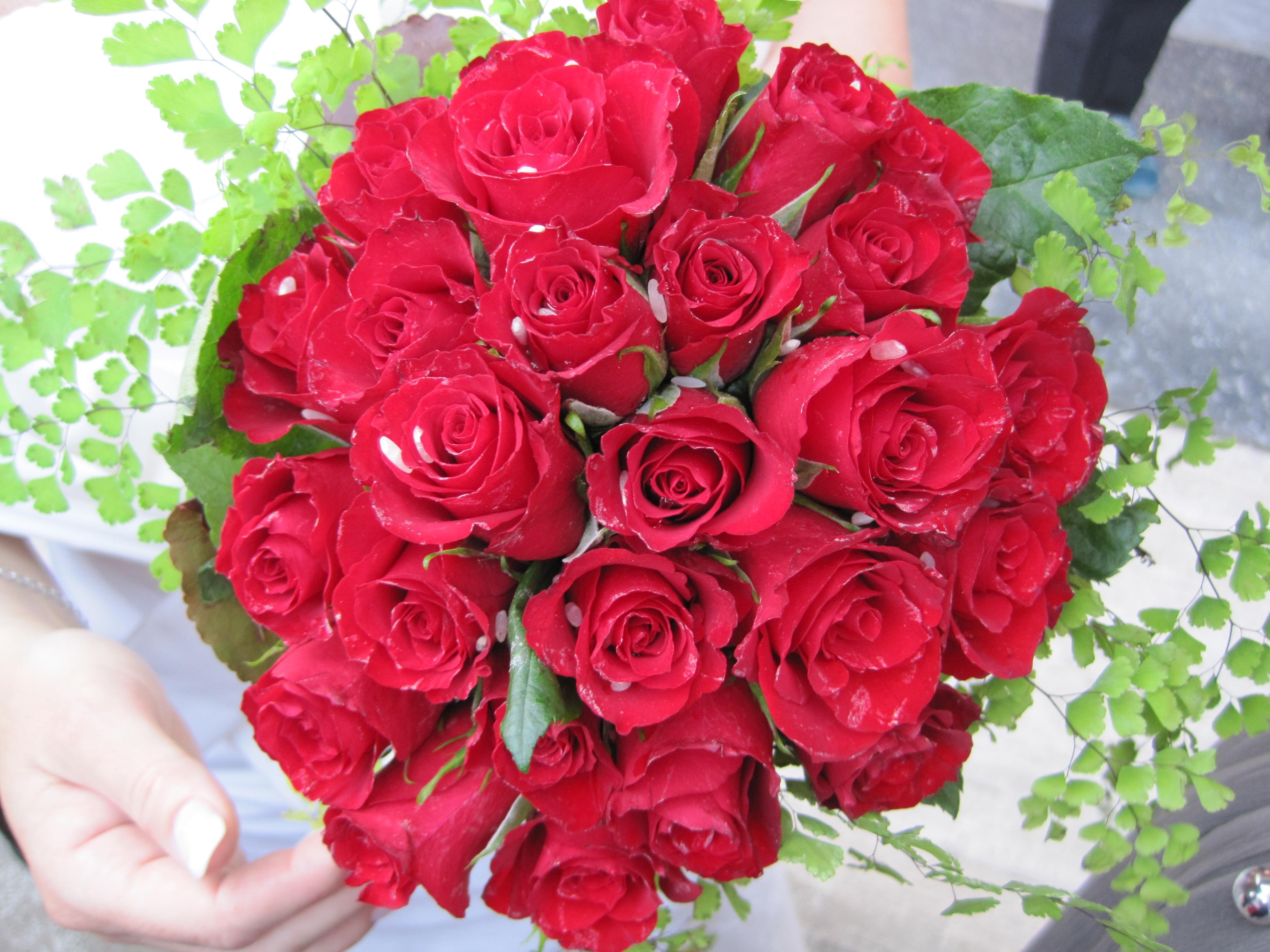 Картинка букет роз любимой