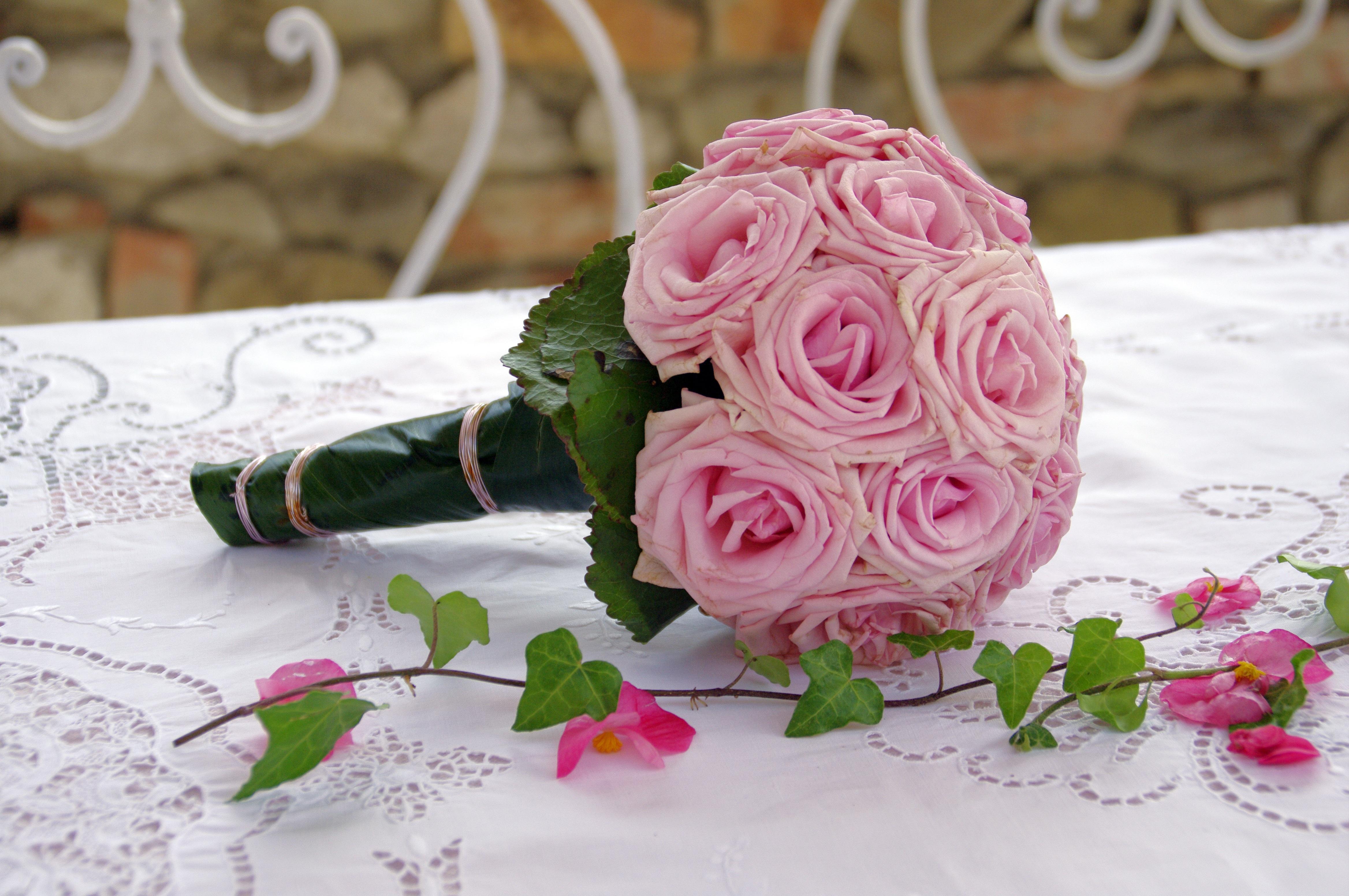 Kostenlose Foto Blume Blutenblatt Rosa Hochzeit Rosen Kunst