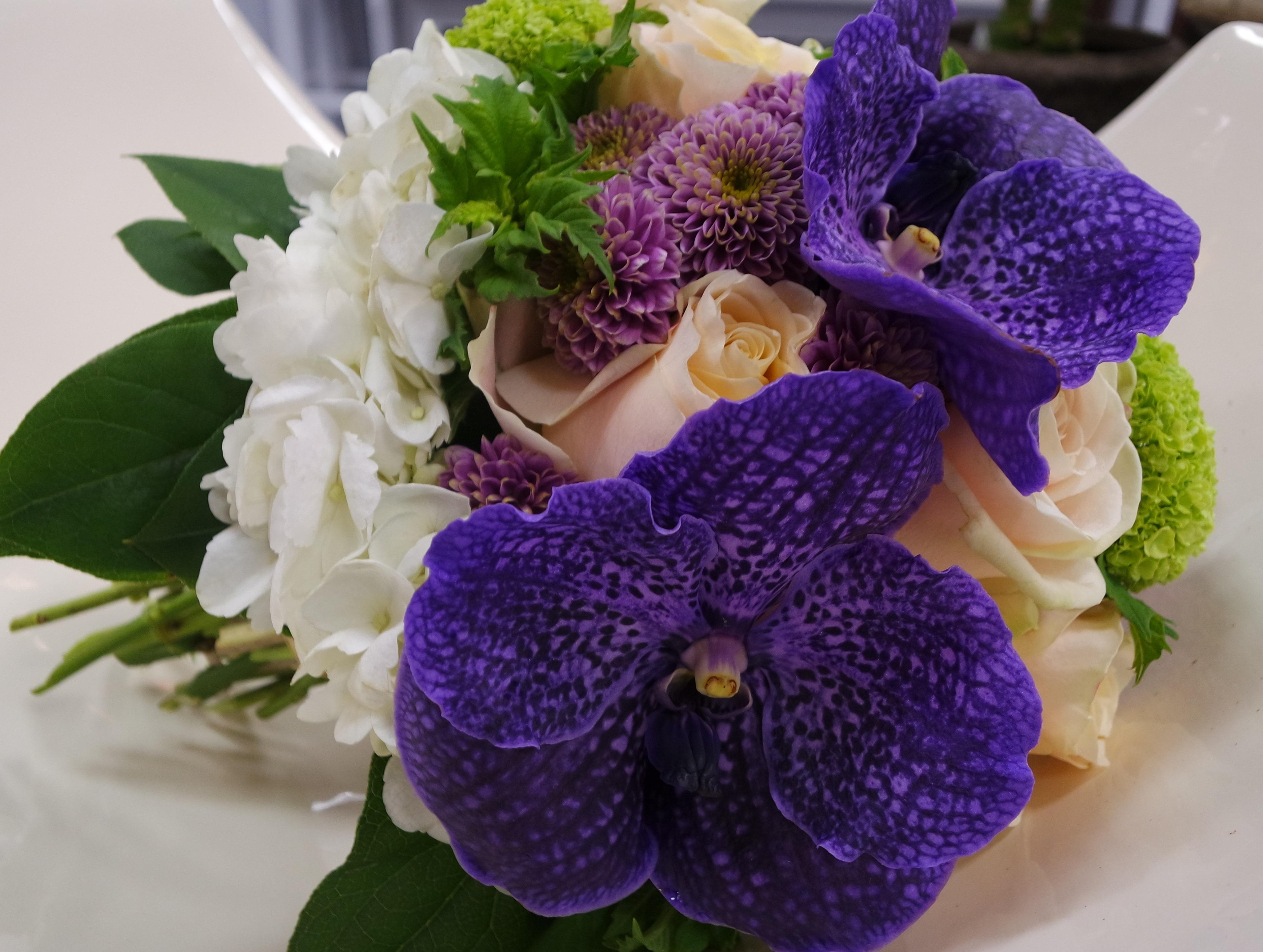 картинки букетов орхидеи самом