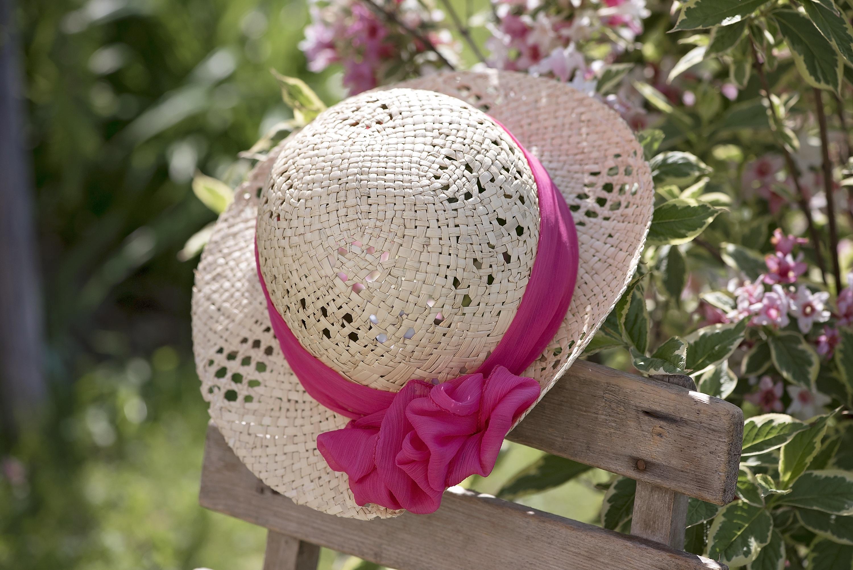 картинки лето шляпа и цветы установлен большой крест