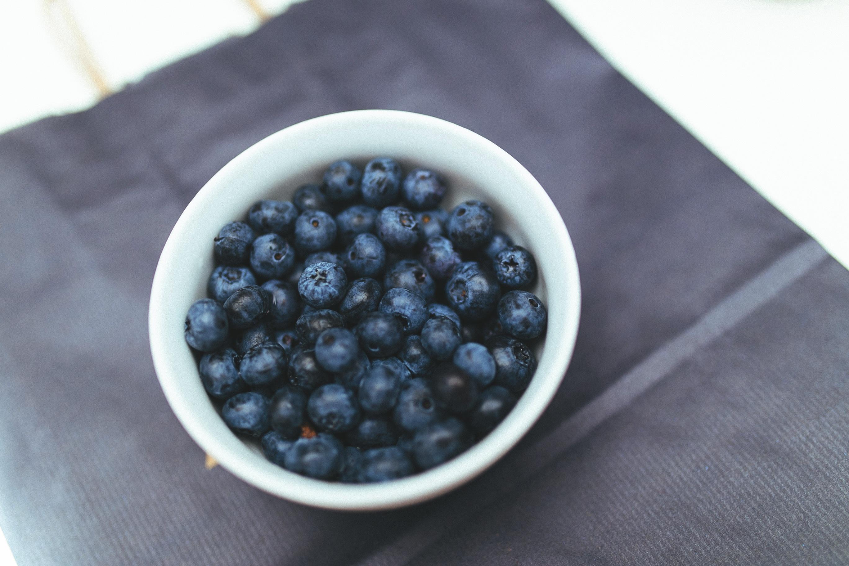 blåbær sundhed