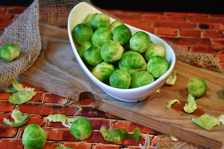 Pianta Cavolini Di Bruxelles immagini belle : frutta, piatto, cibo, verde, produrre