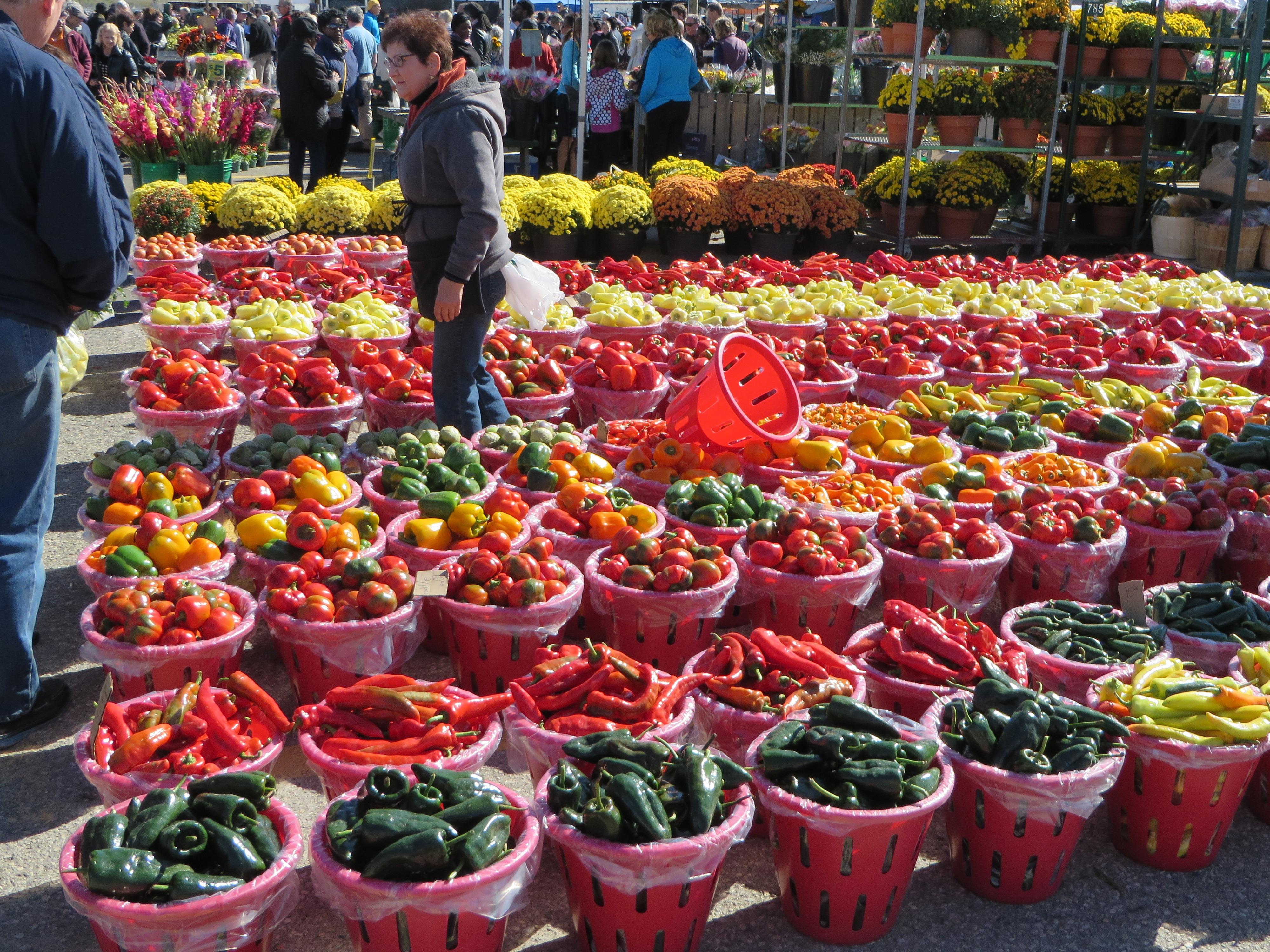 Bien connu Images Gratuites : fruit, fleur, ville, aliments, vendeur  QI14
