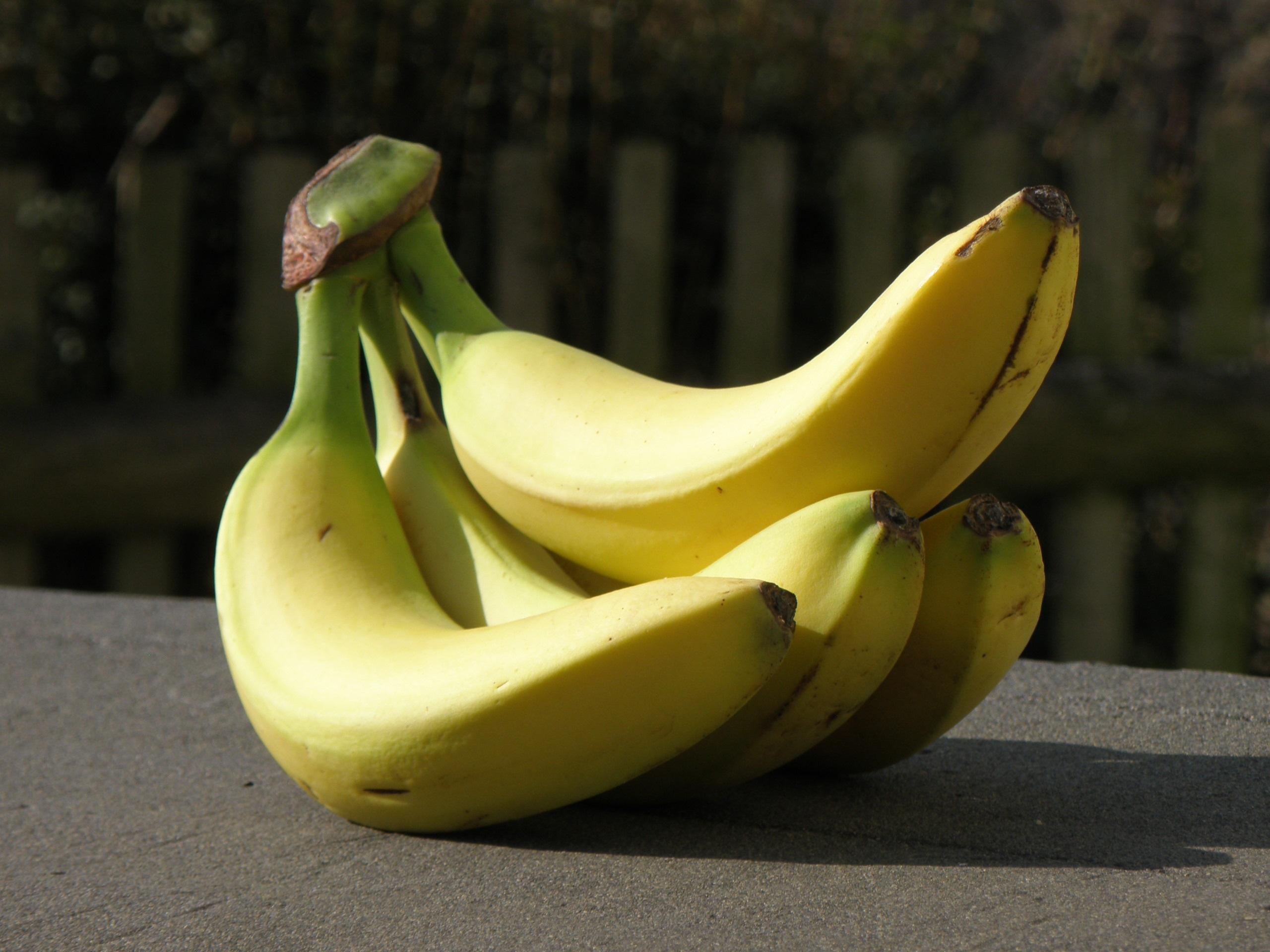 Красивые, картинка с бананом