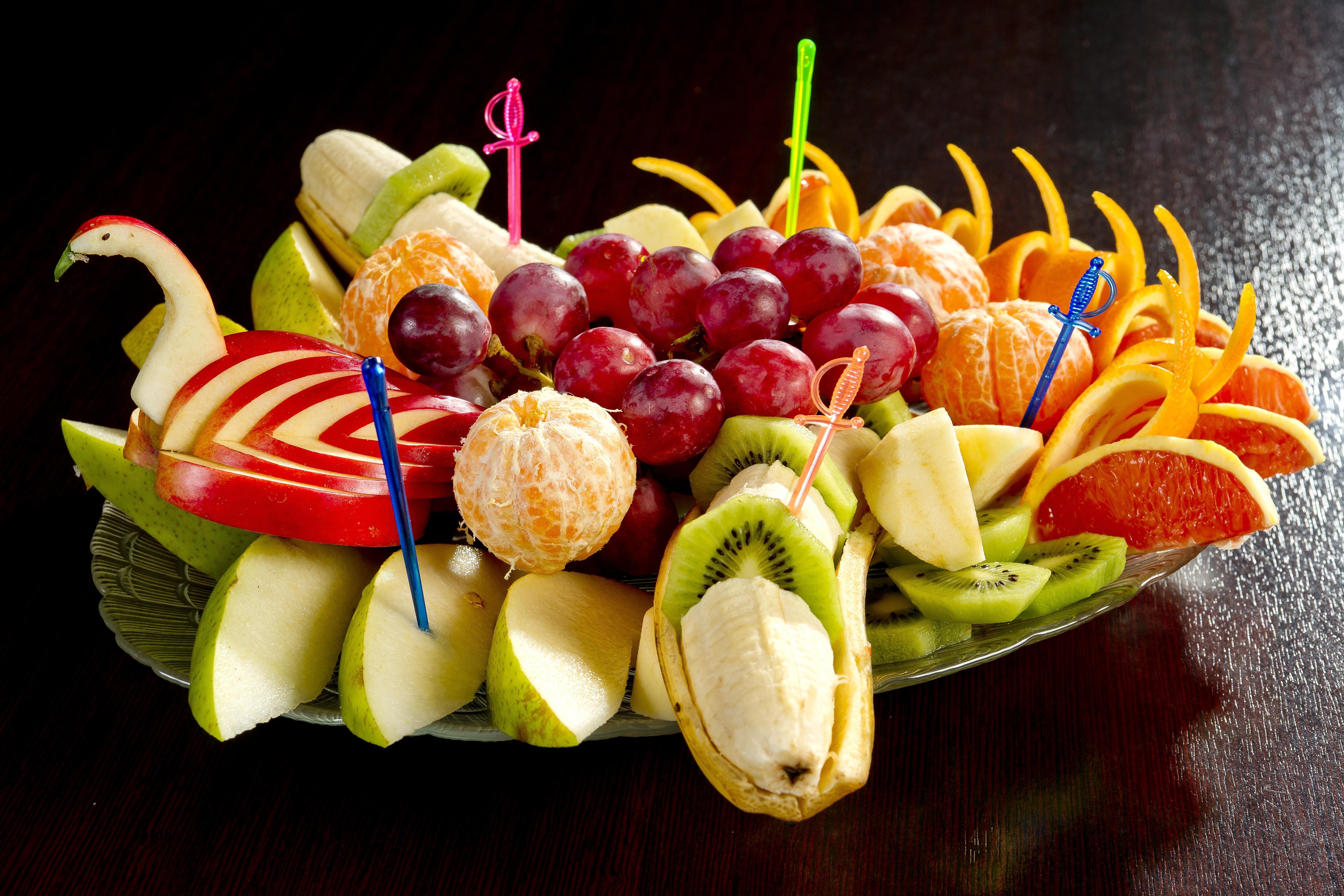Fotos gratis : Fruta, flor, maduro, plato, Produce, vegetal ...