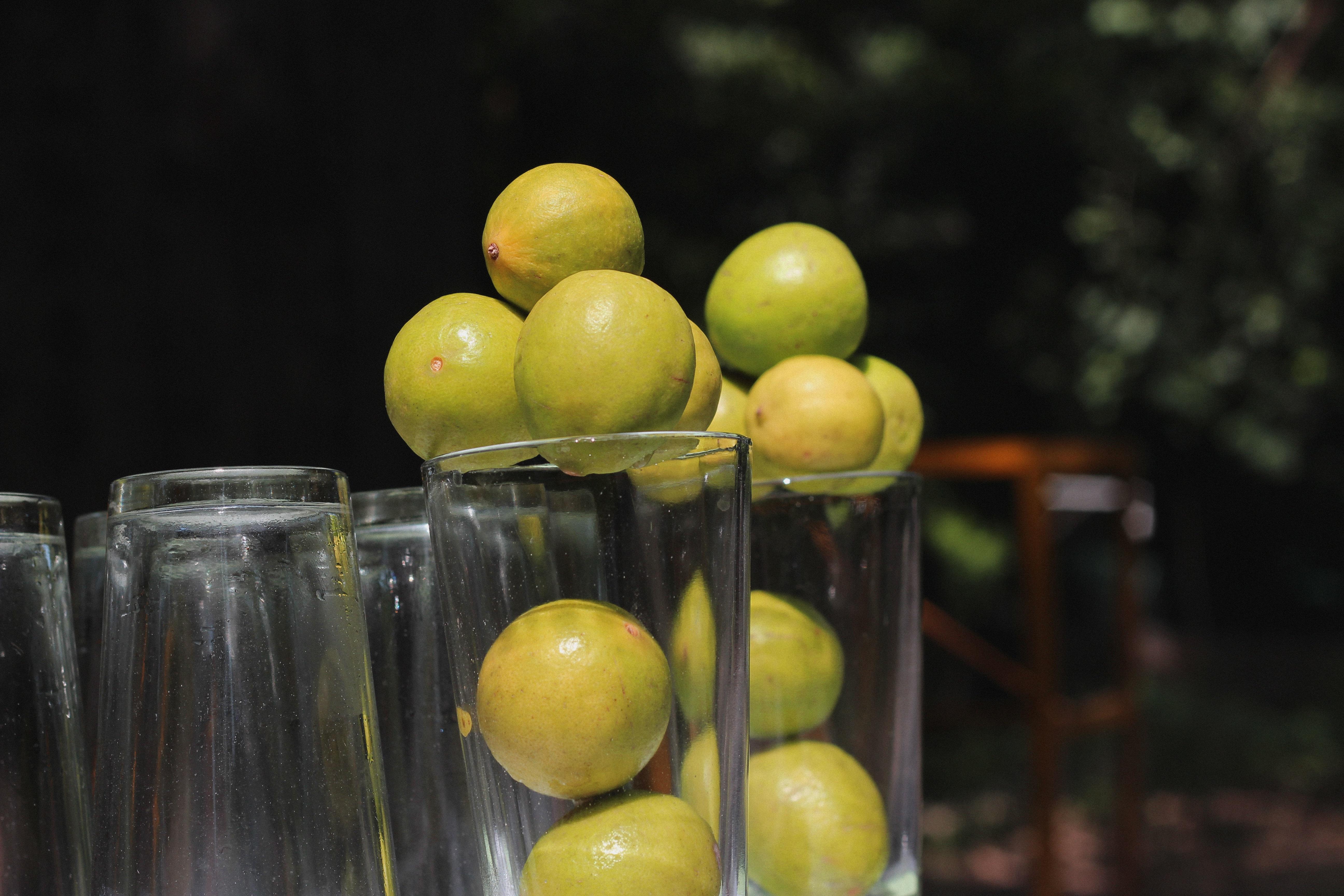 Fotoğraf Meyve Gıda Yeşil üretmek Içki Sarı Boyama Misket