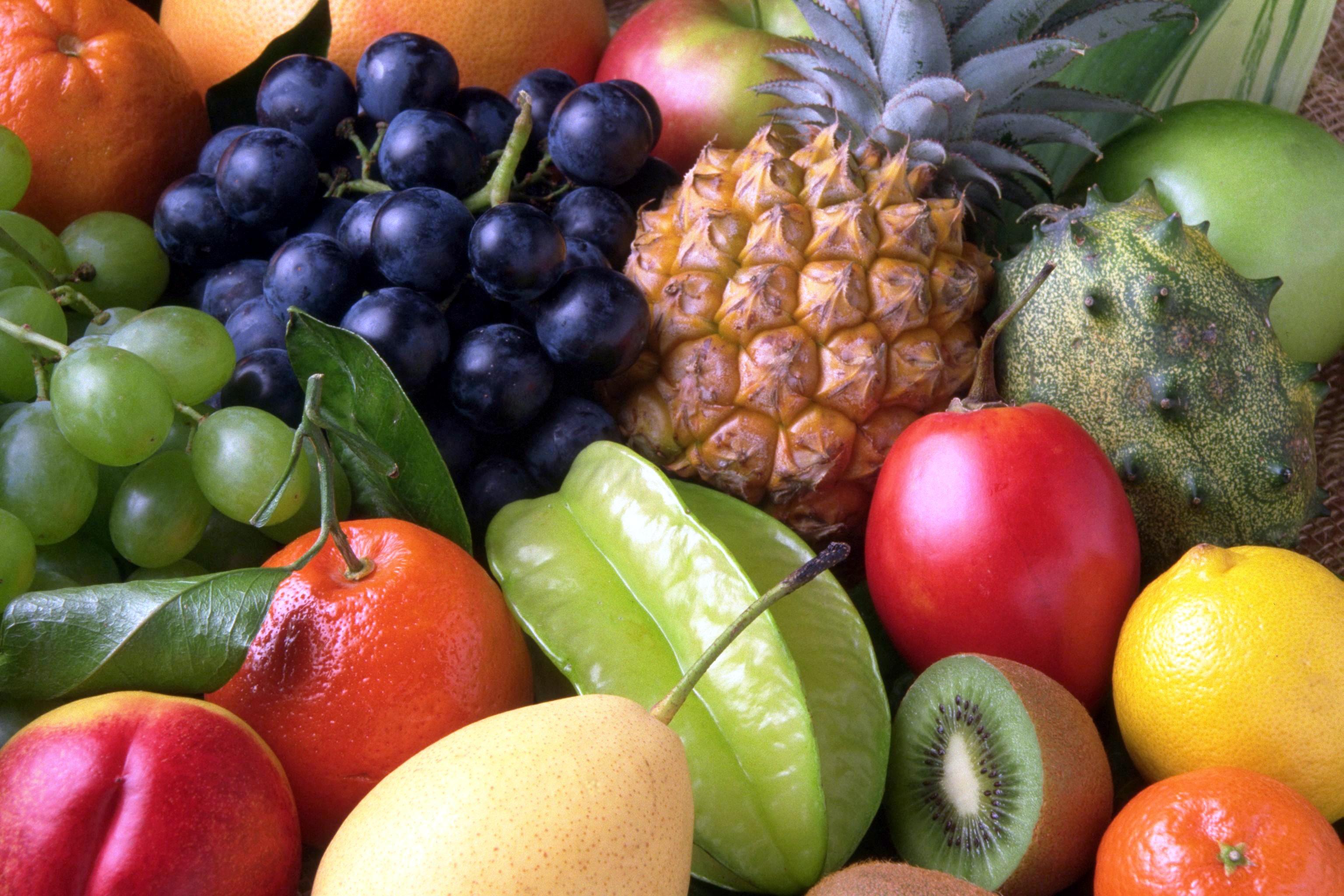 фрукты разные картинки фото