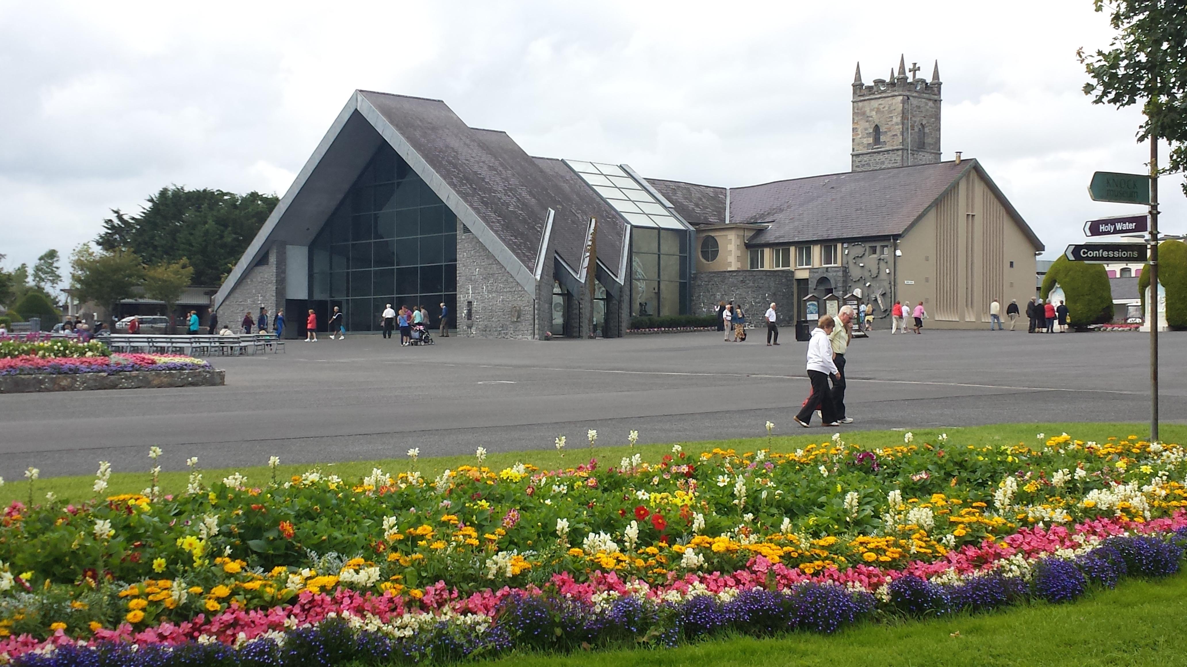 Ordinaire Plant Lawn Flower Park Garden Tourism Memorial Ireland Pilgrimage Mayo Knock