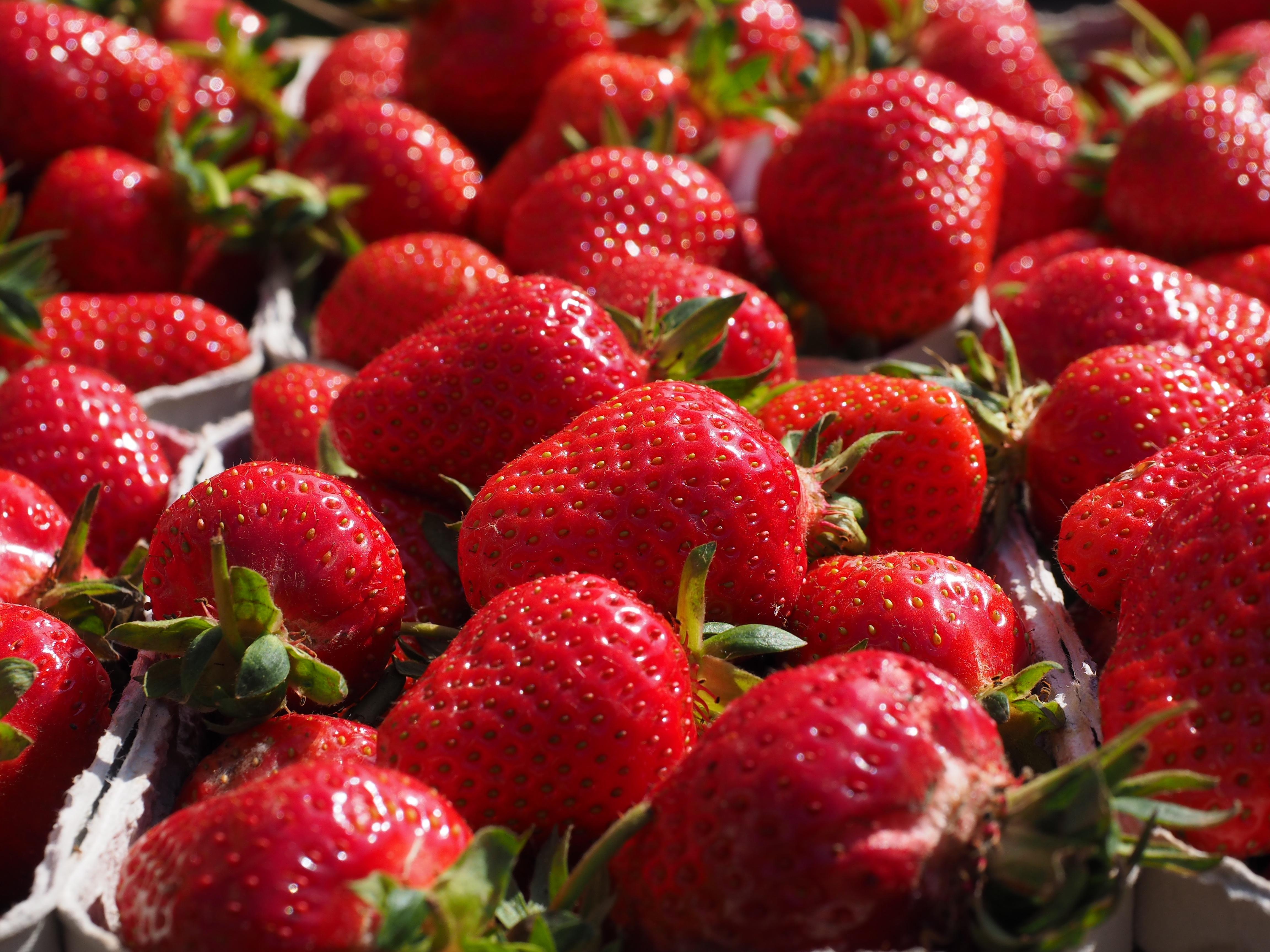 Что такое клубника ягода или орех