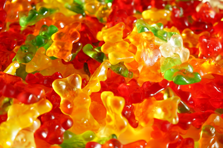 nounours bonbon