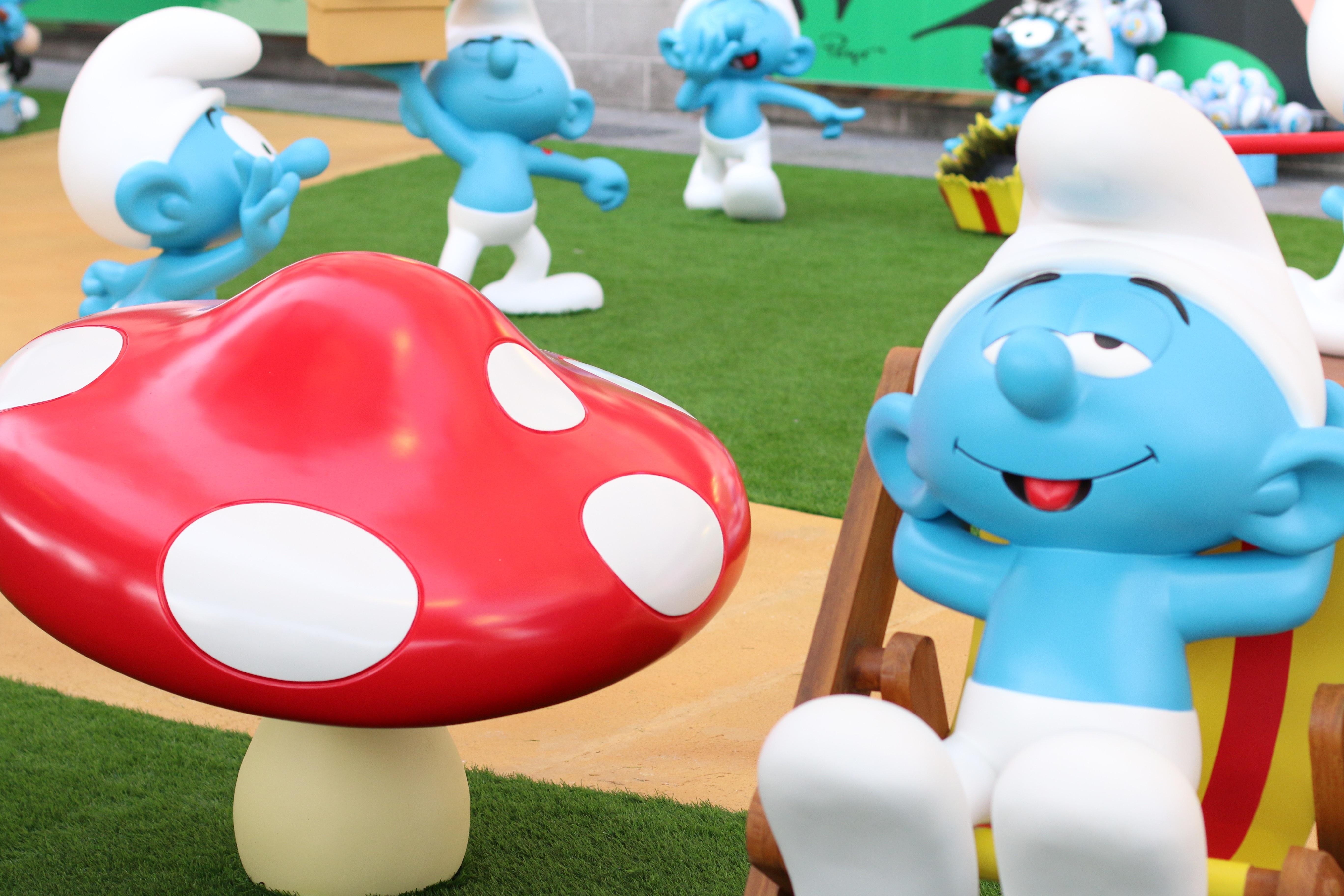 Gambar Balon Mainan Hongkong Tempat Bermain Pameran