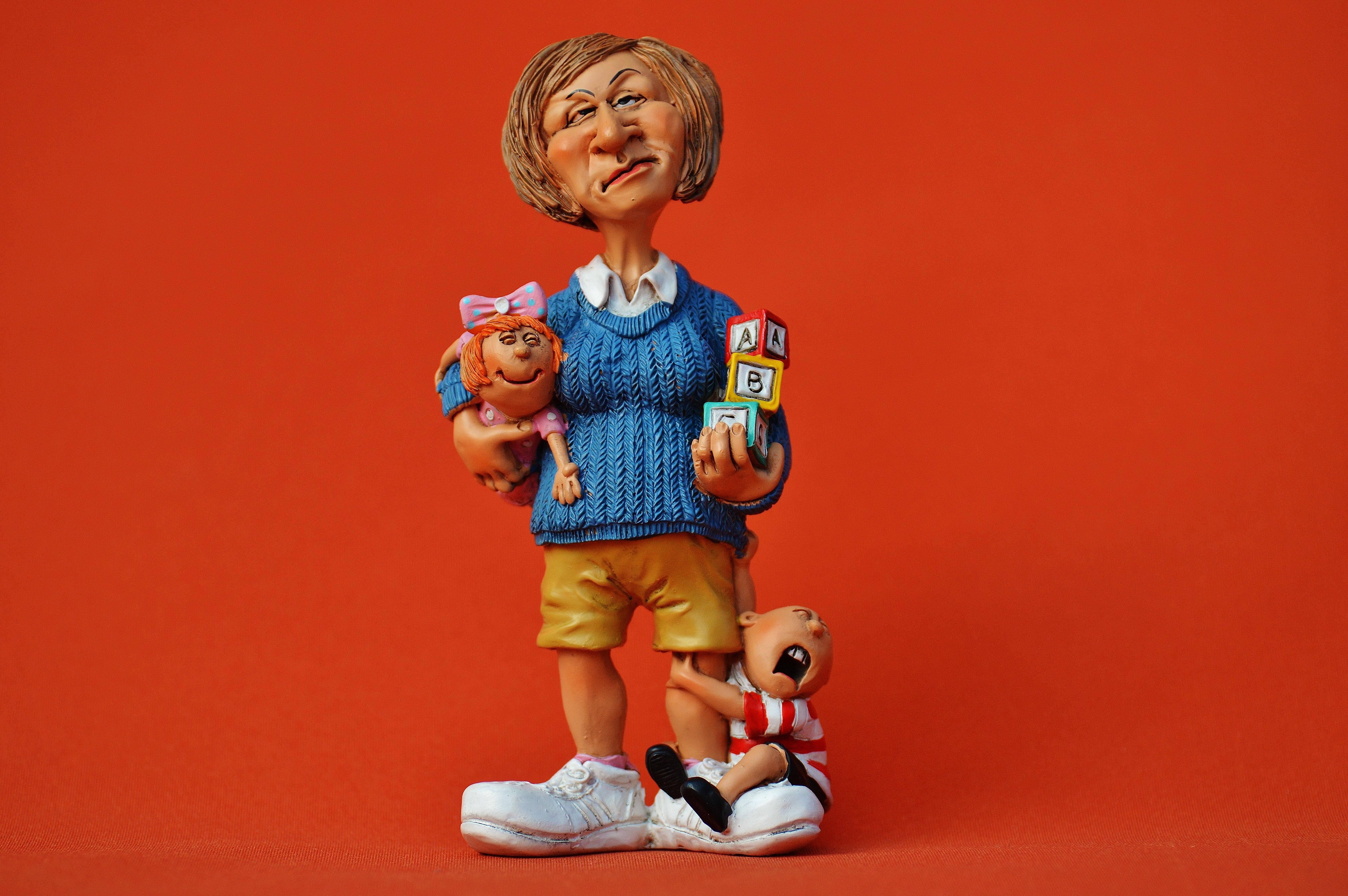 sjovt legetøj til børn