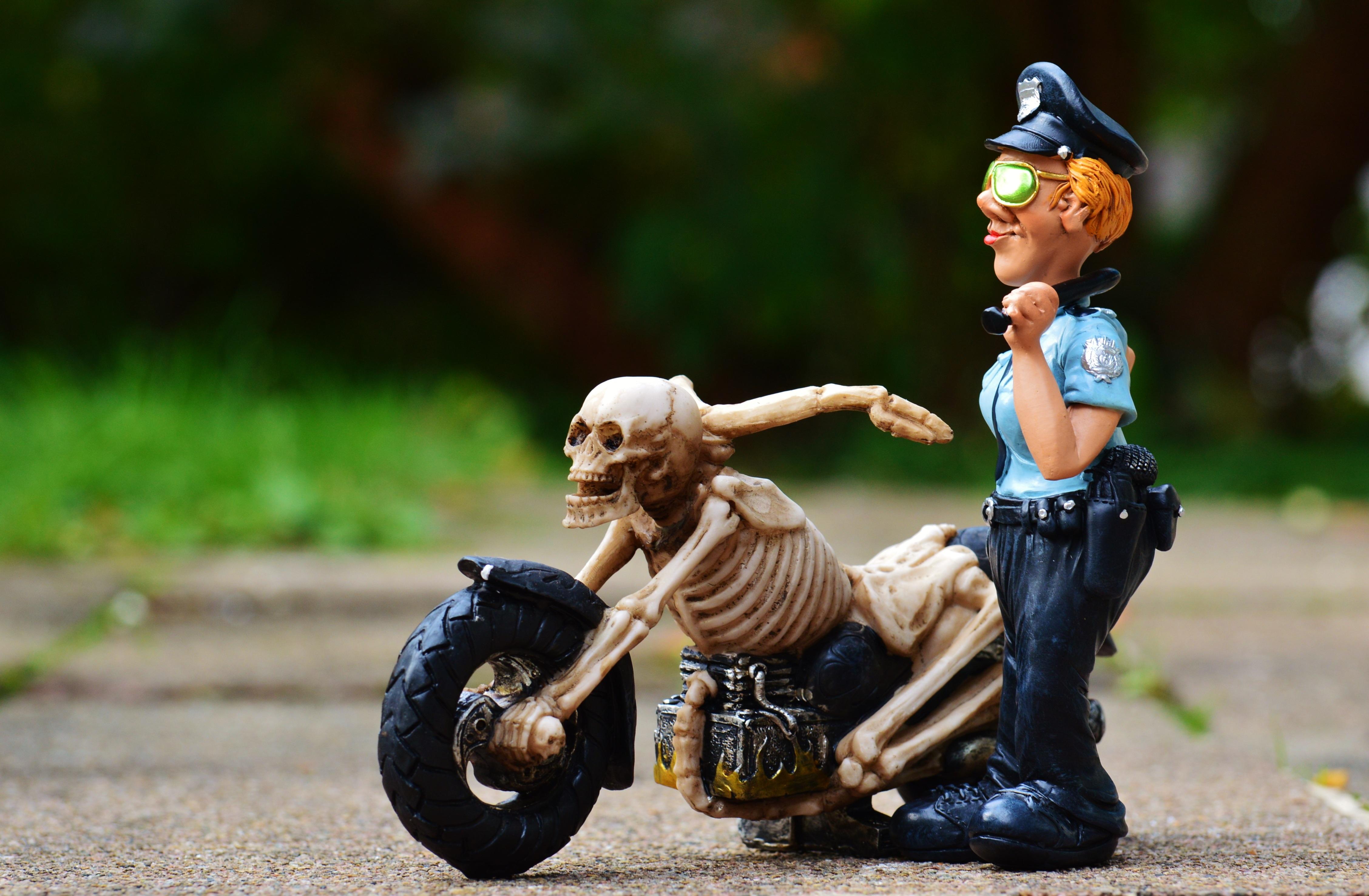 Gambar Bermain Dekorasi Sepeda Motor Halloween Anak Mainan