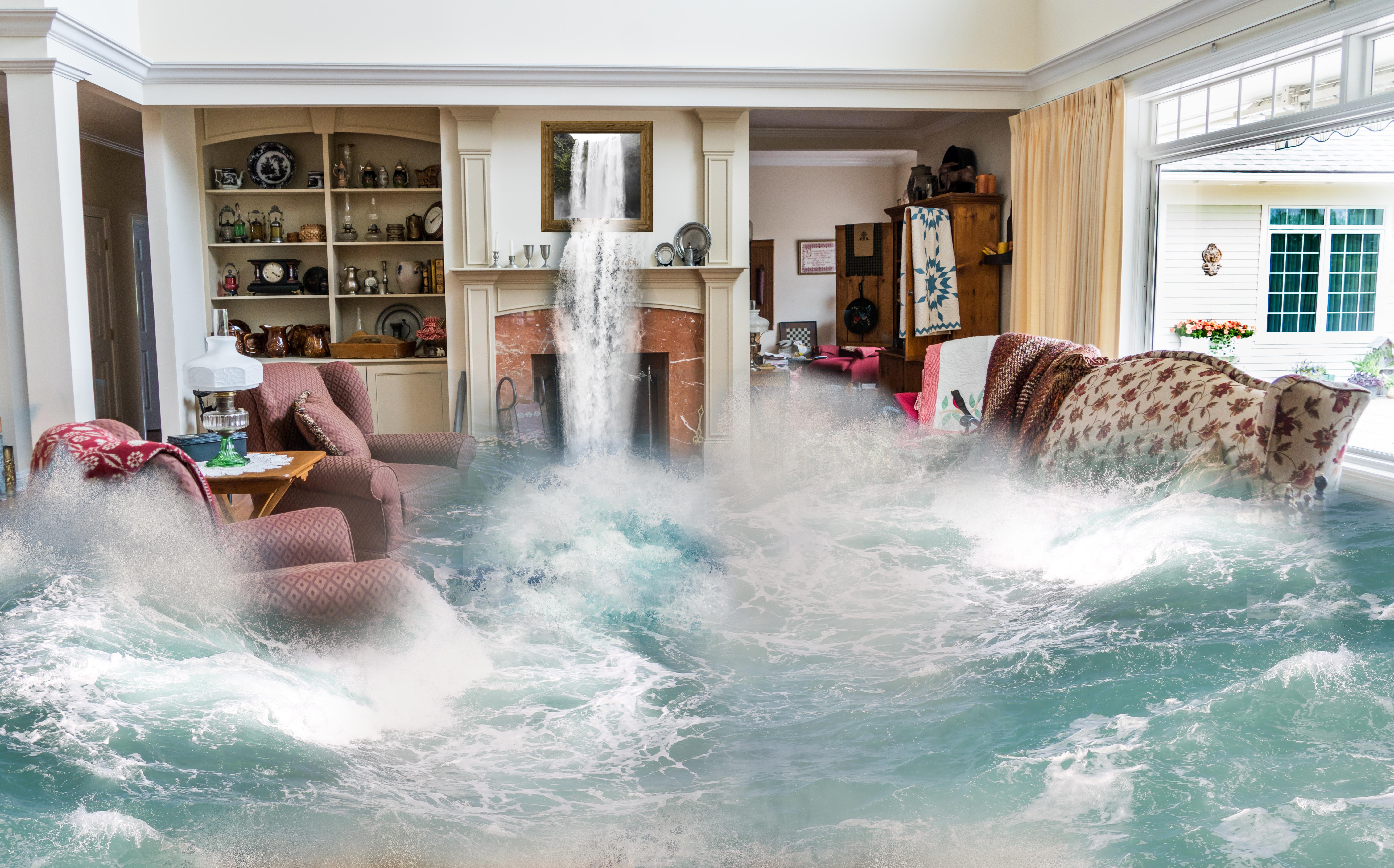 бин потоп в квартире фото картинки азартны