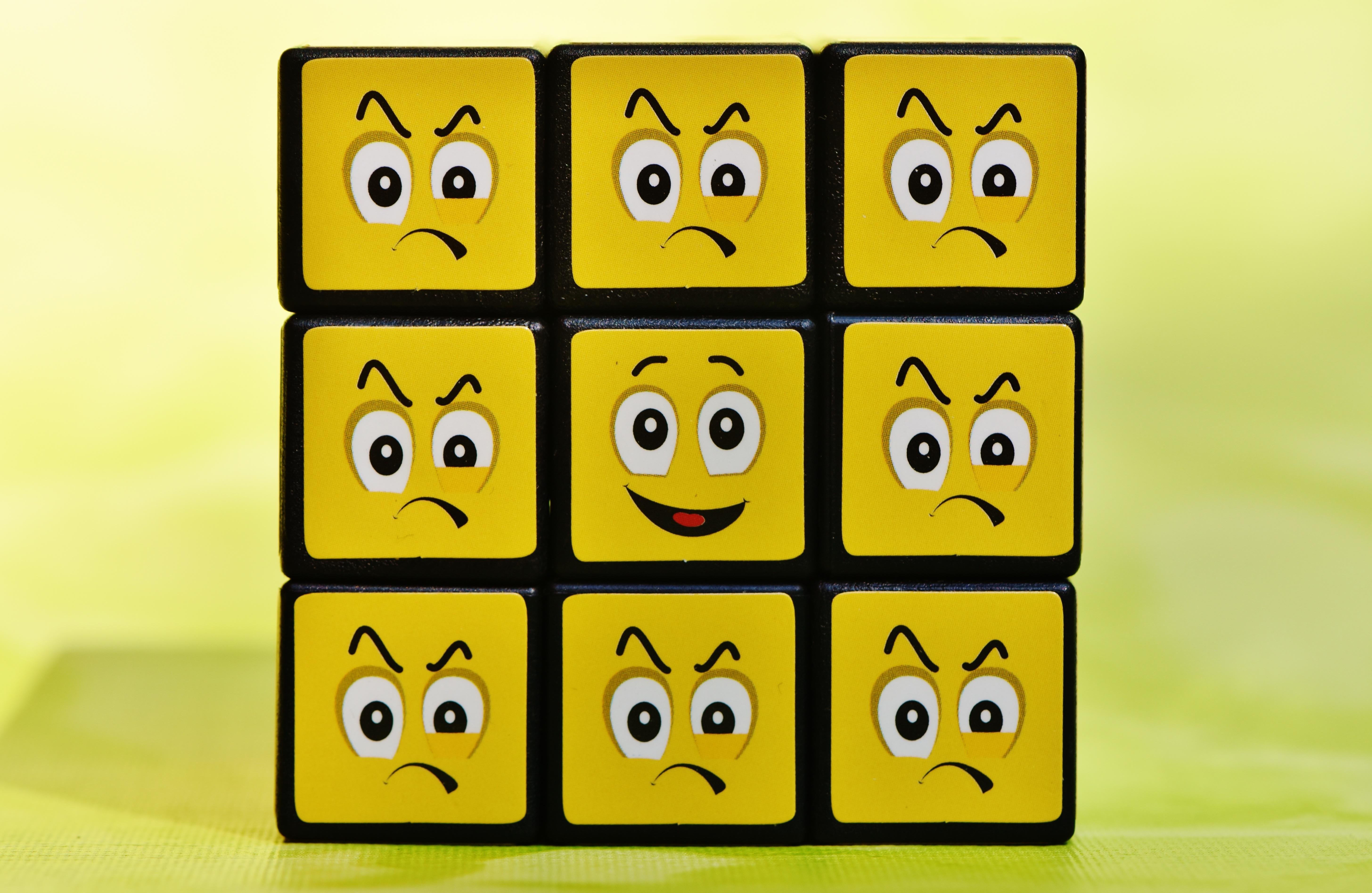 картинки для кубика настроения нее
