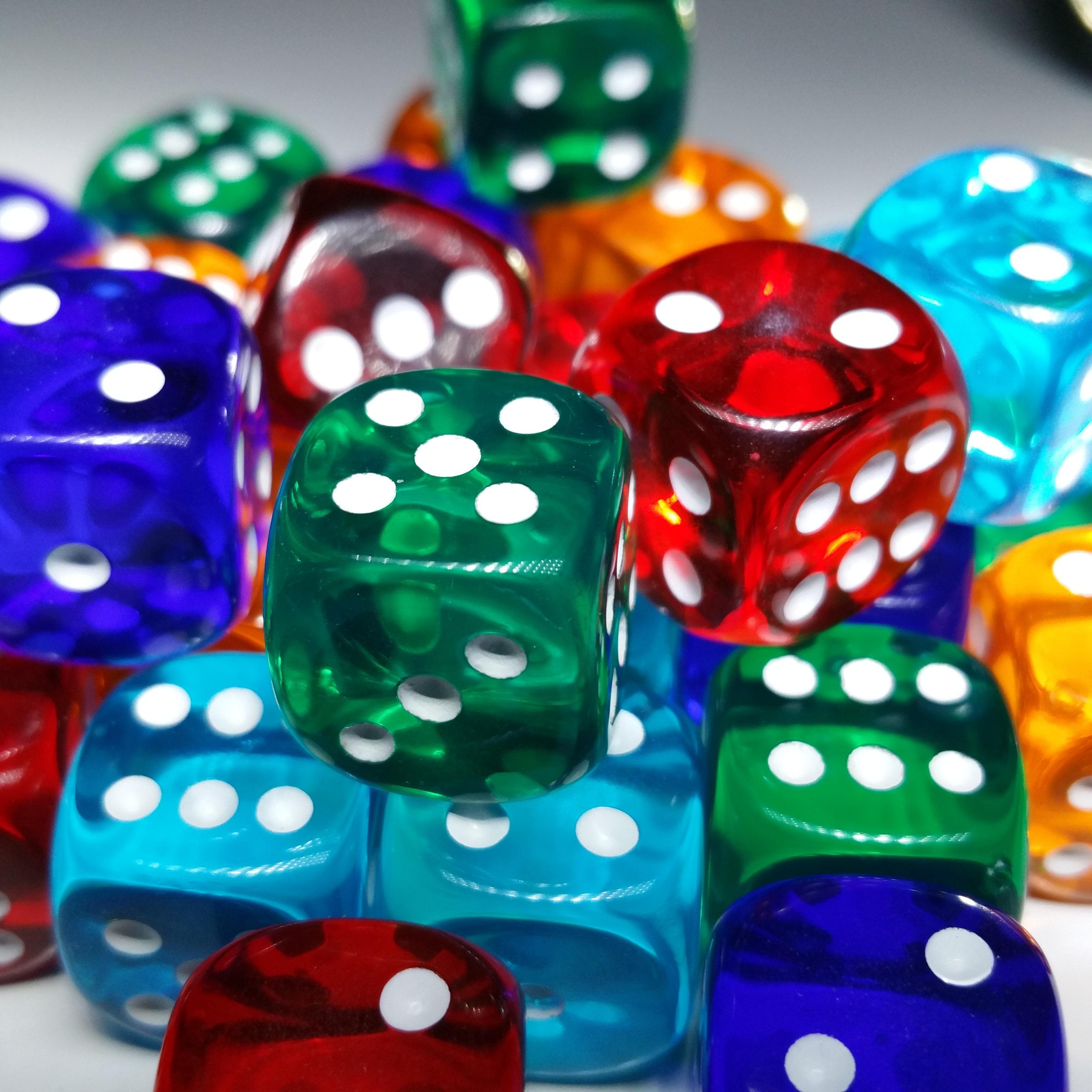 играть отдых Красочный настольная игра виды спорта Куб Игры Удача игральная кость игра в кости Крэпс