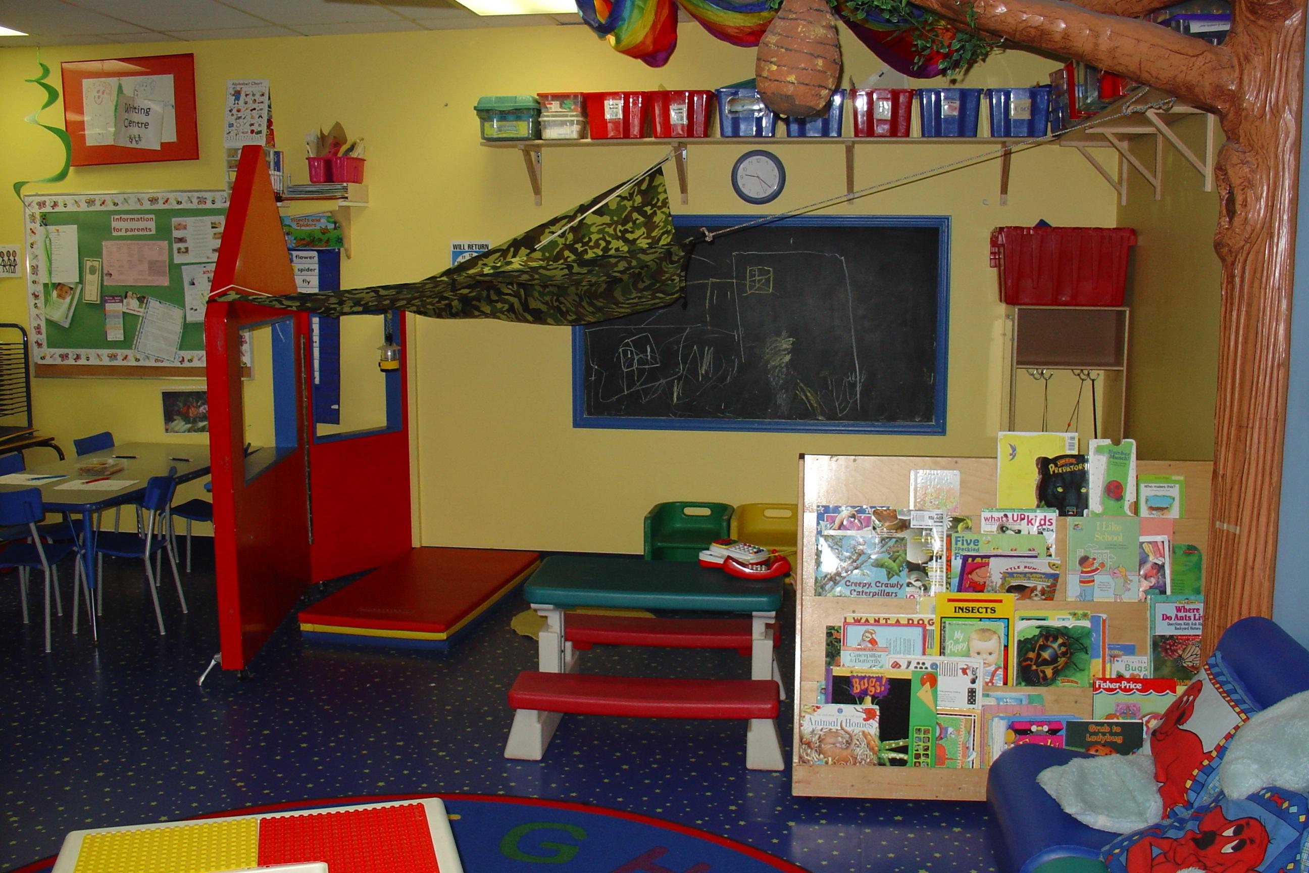 Gambar Mainan Kelas Anak Anak Taman Kanak Kanak Kamar Anak