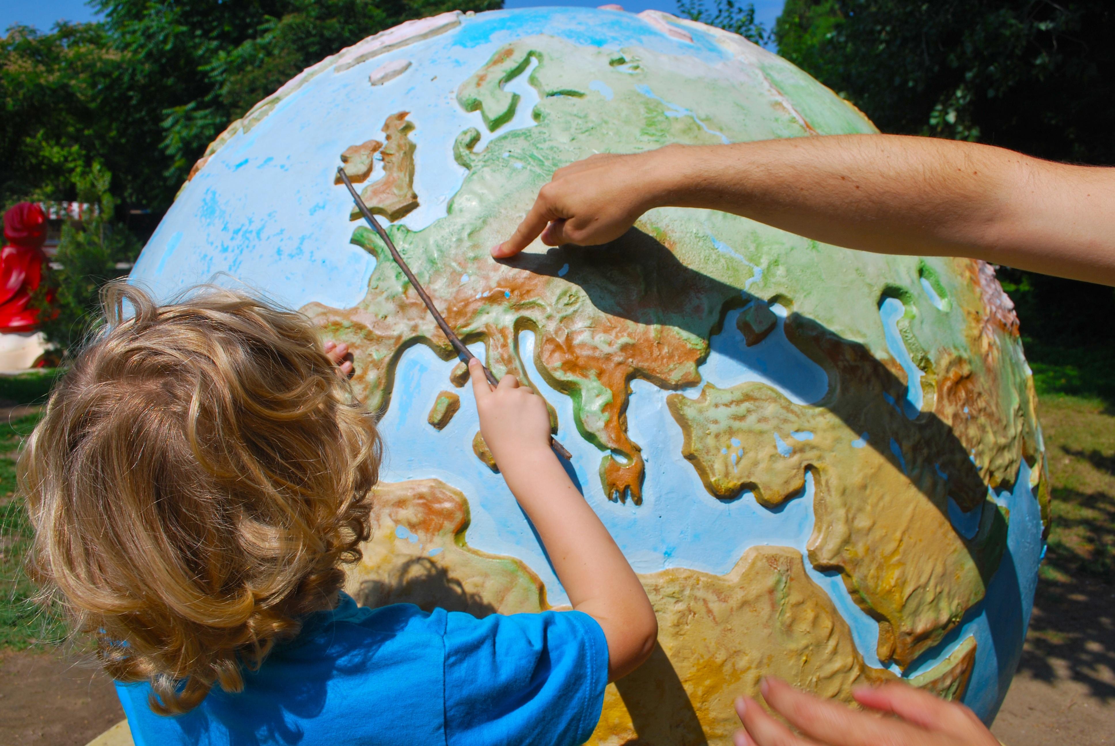 Free Images play travel europe biology child map world