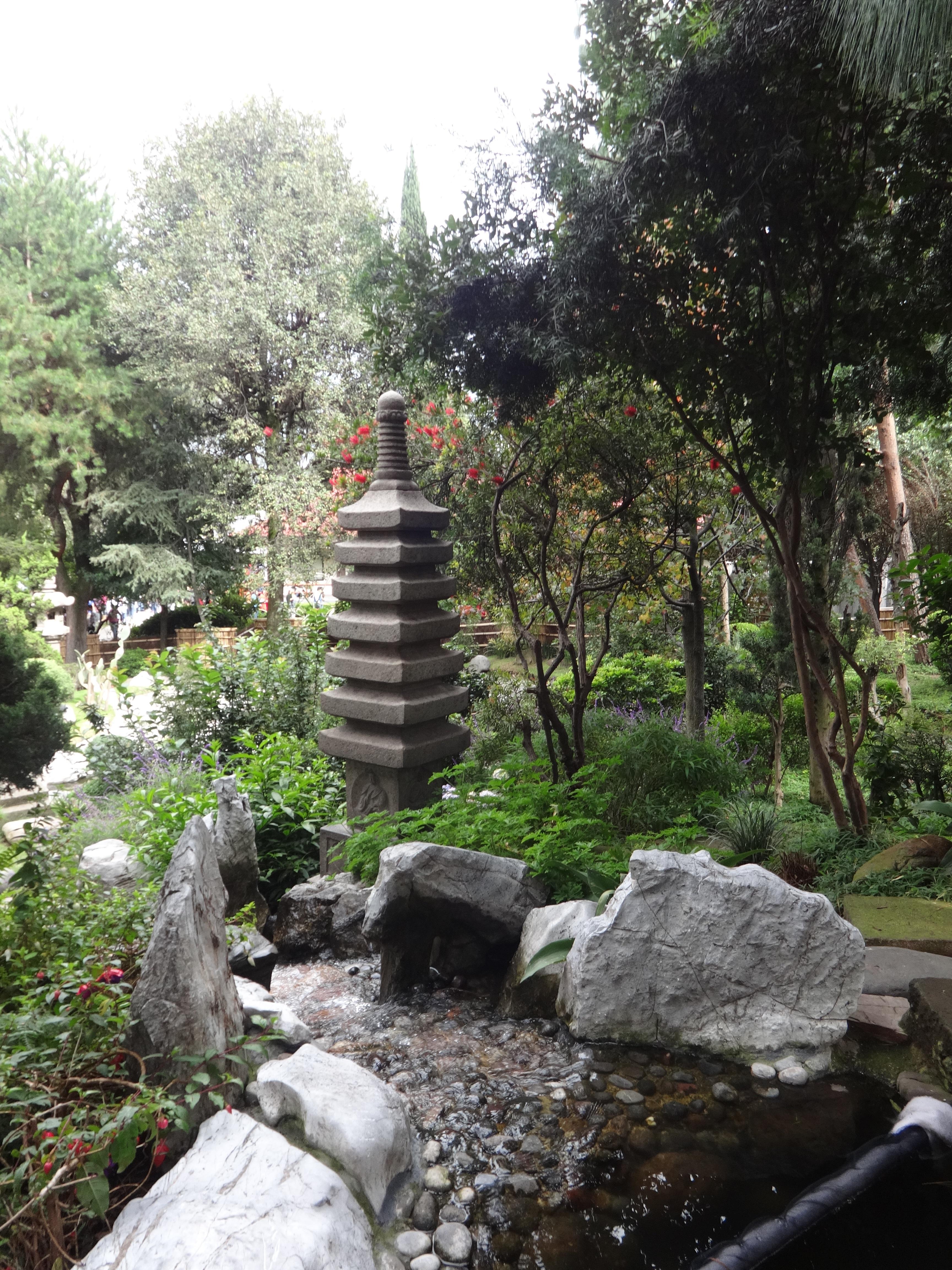 Pond Stream Backyard Garden Source Japanese Water Feature Part 91