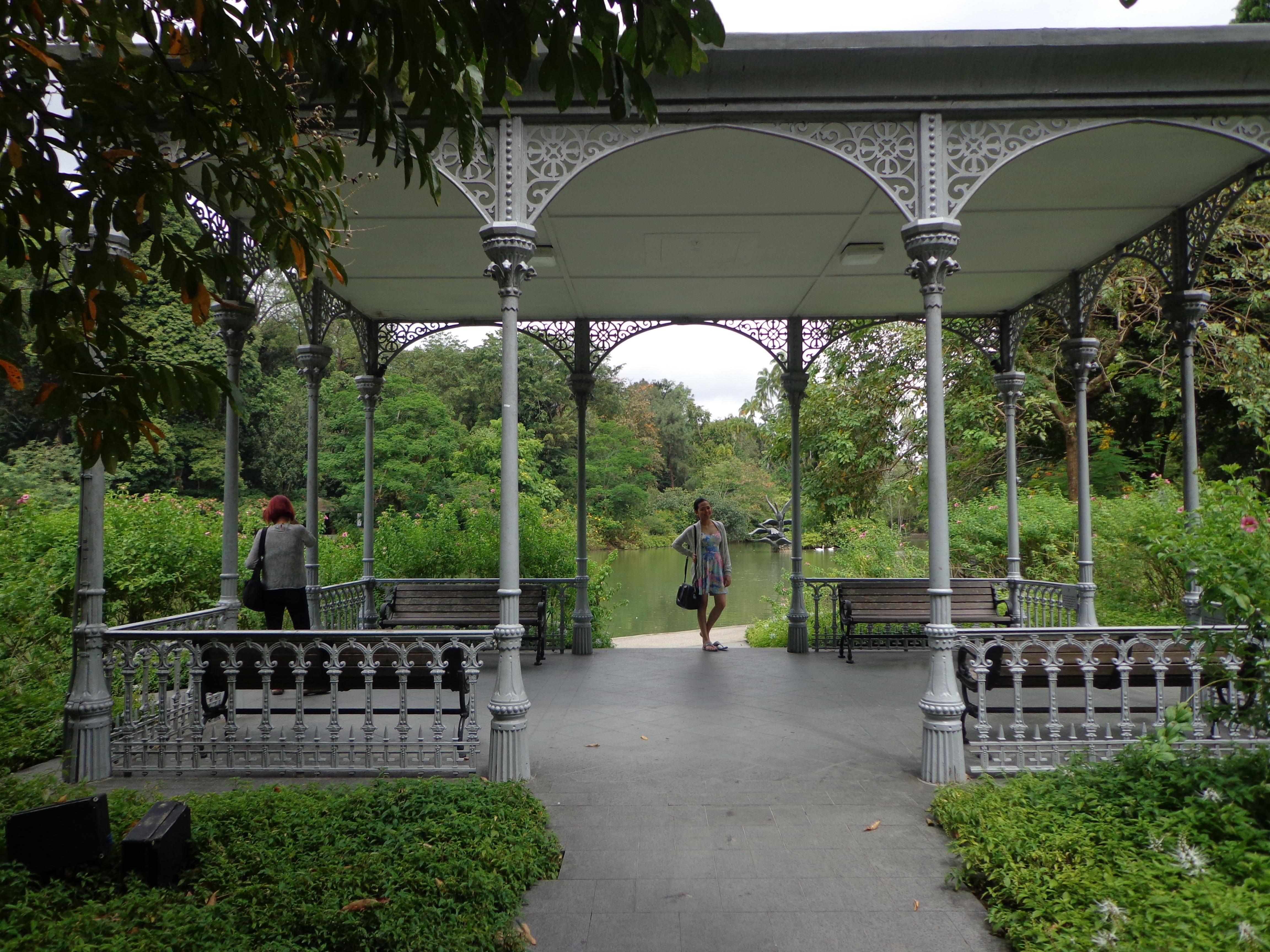 Images Gratuites Porche Arriere Cour Belvedere Jardin Cour