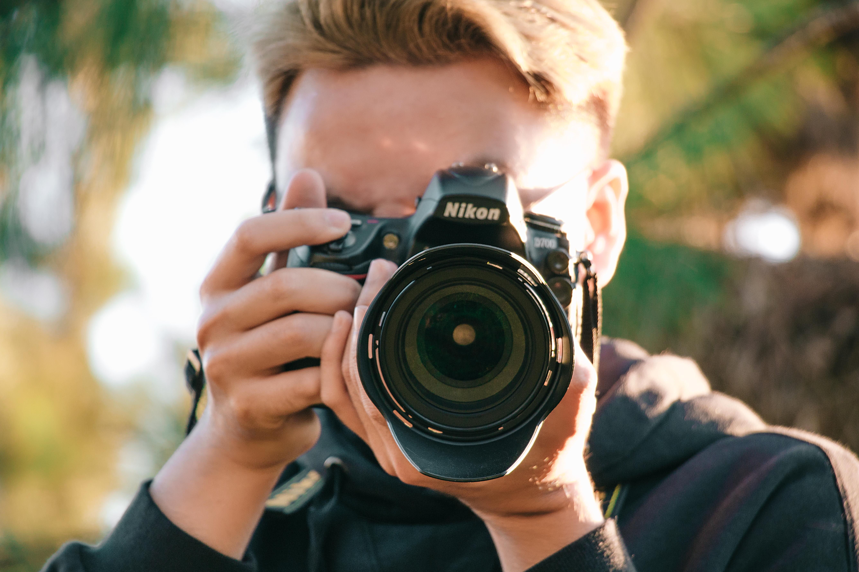 lær at fotografere med spejlrefleks