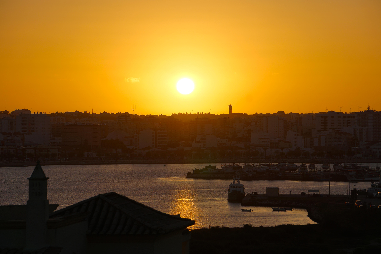 Images Gratuites Portugal Le Coucher Du Soleil émotion