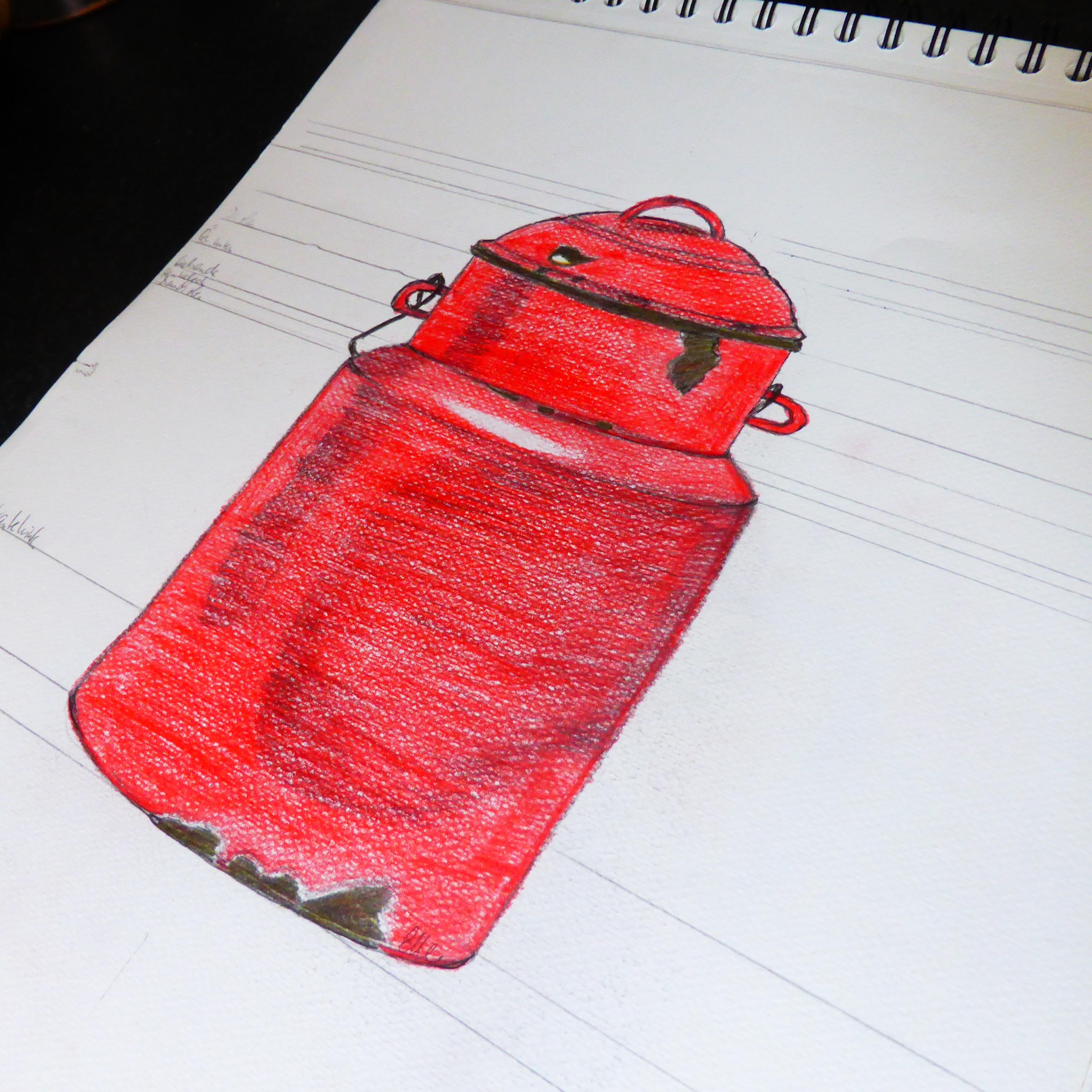 Images Gratuites Pot Modèle Rouge Peindre Textile Art