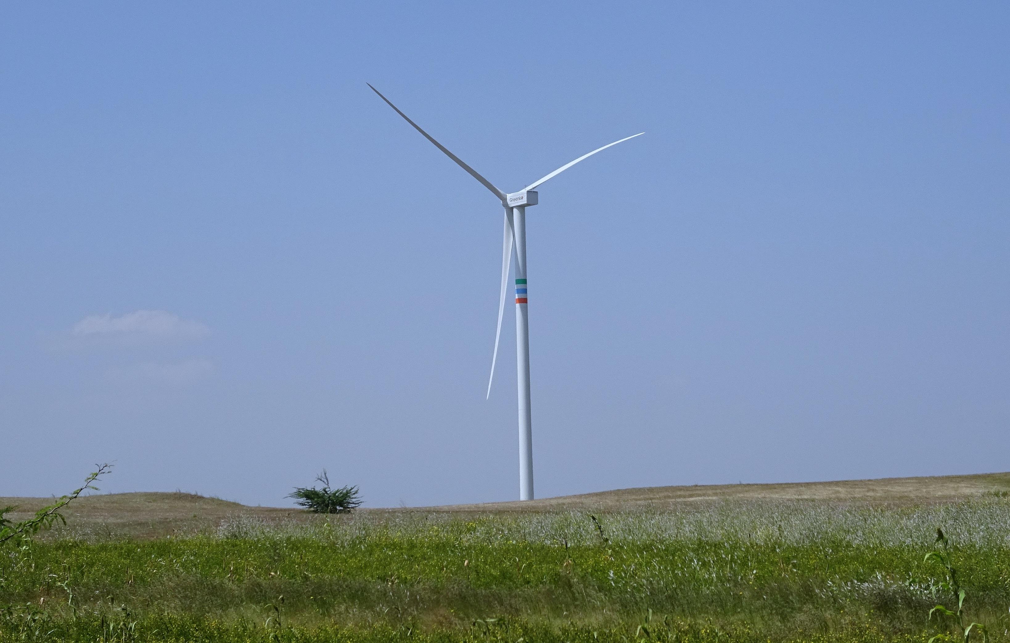 Free prairie windmill machine wind turbine plain