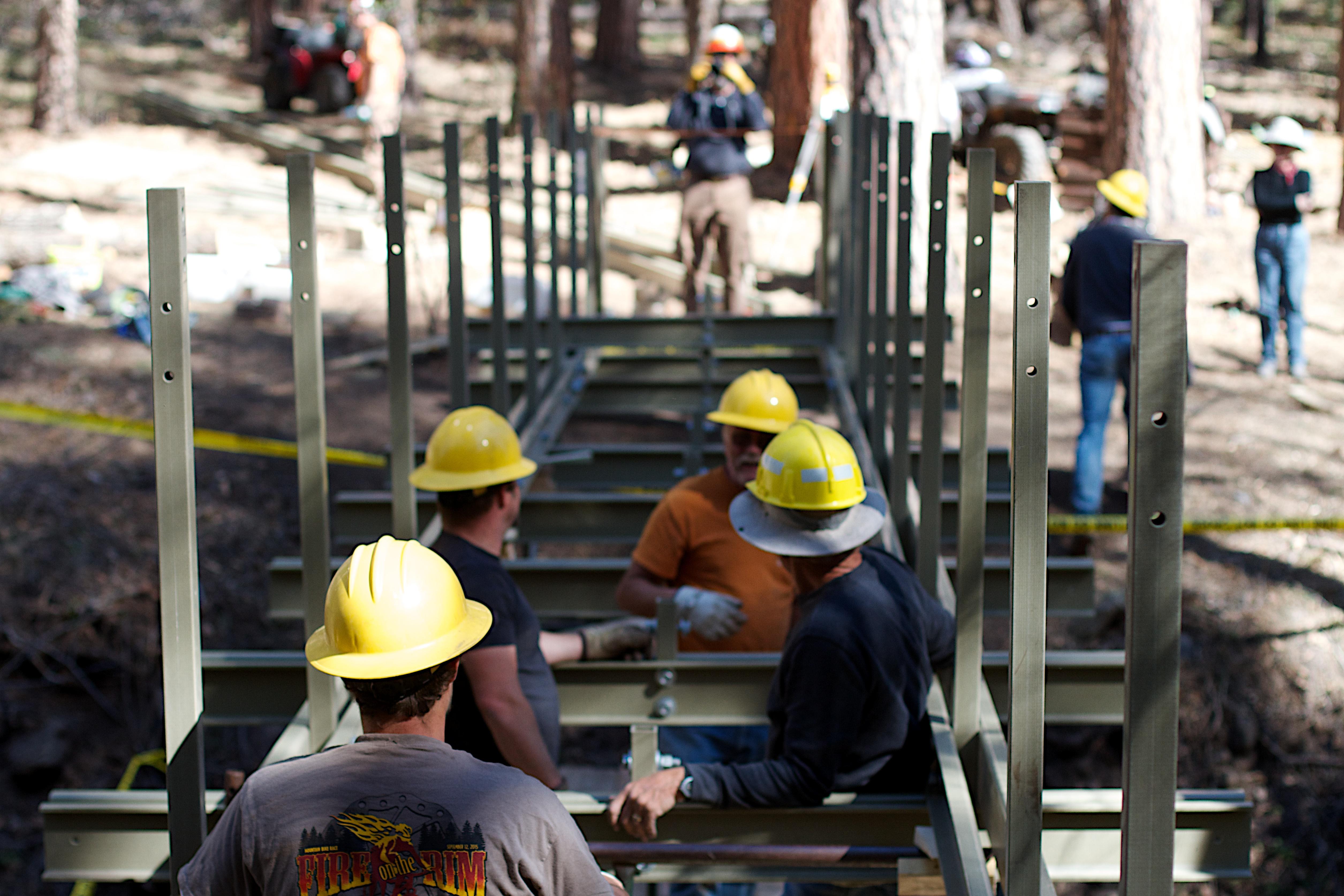 pstrails laborer construction worker - Construction Laborer
