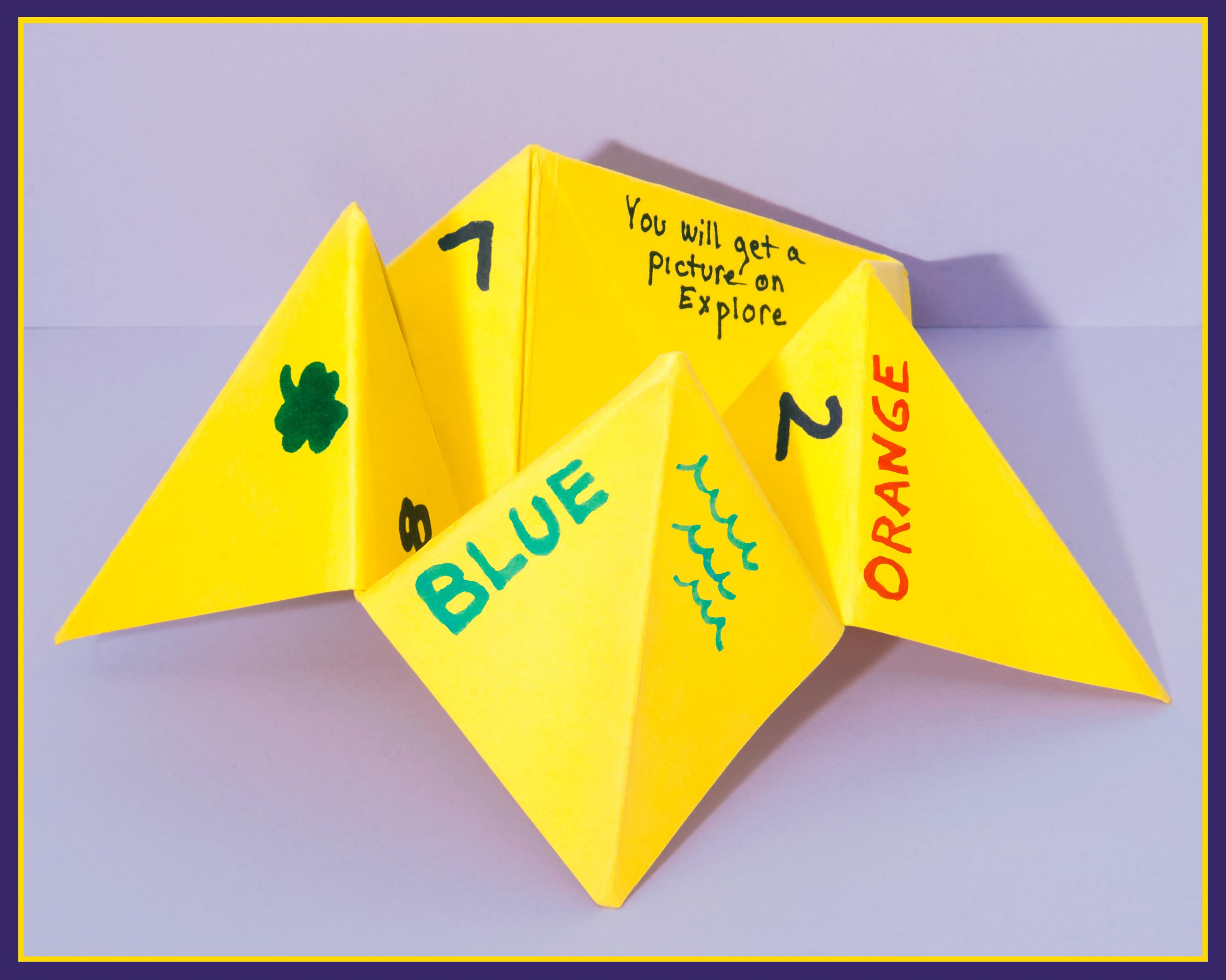 Gambar ungu iklan obyek warna warni kuning kertas mainan ungu iklan obyek warna warni kuning kertas mainan merek produk fon seni nomor segi tiga ccuart Images