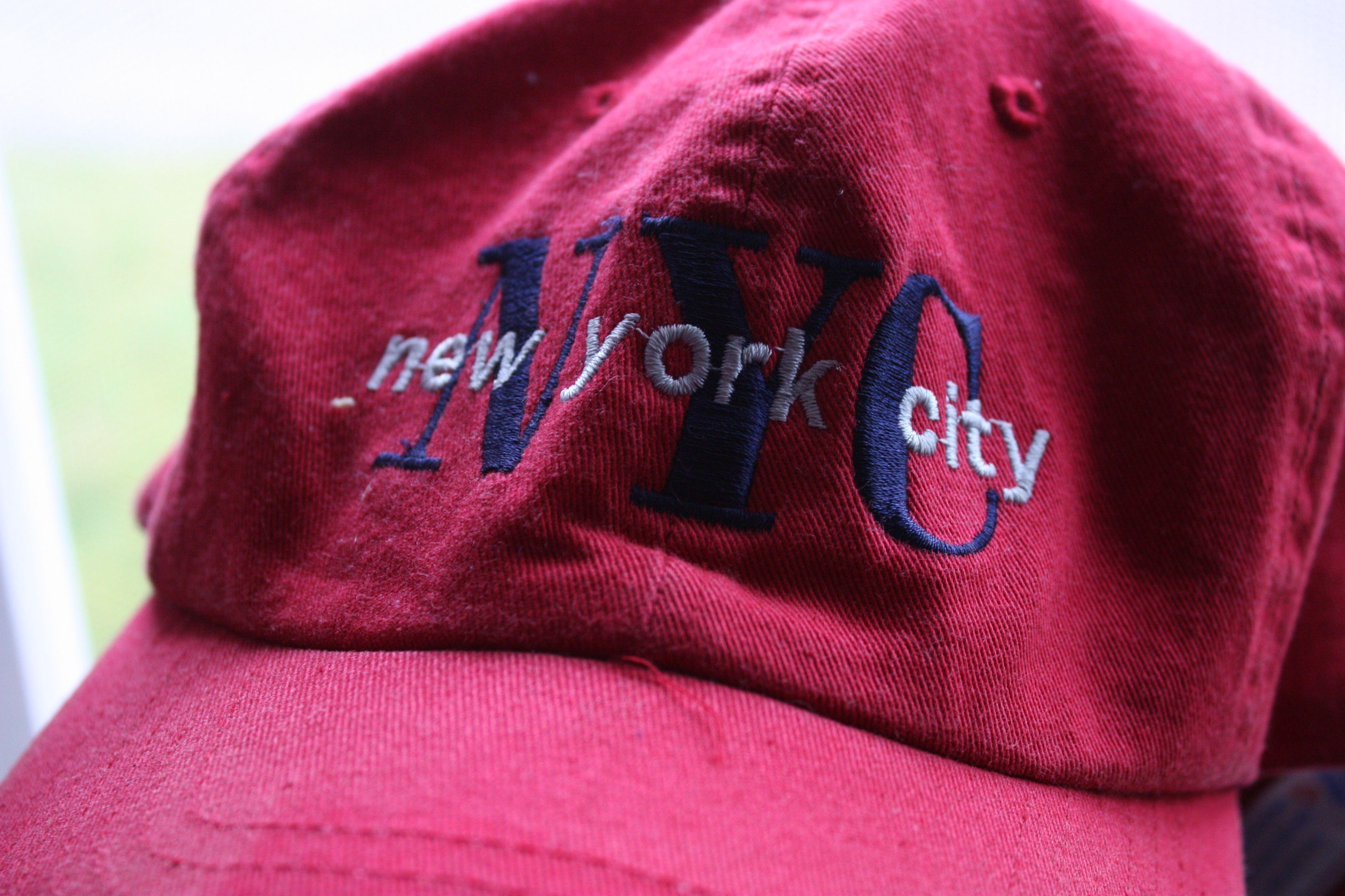 3b87256594b purple city new york new york city red nyc hat clothing pink headgear beanie  baseball cap