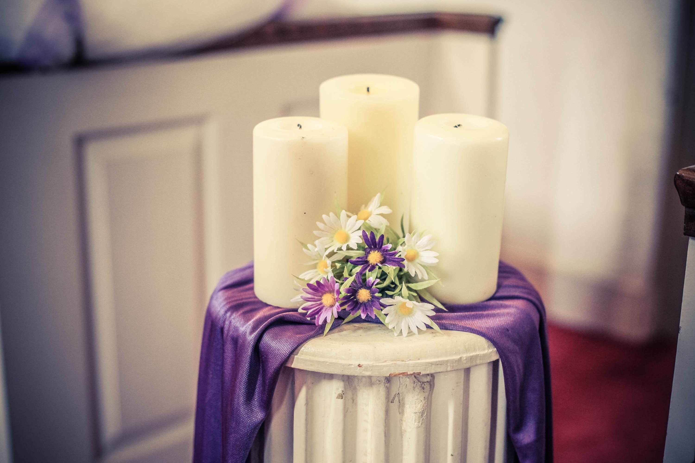 Free Images : purple, decoration, column, lighting, decor, flowers ...