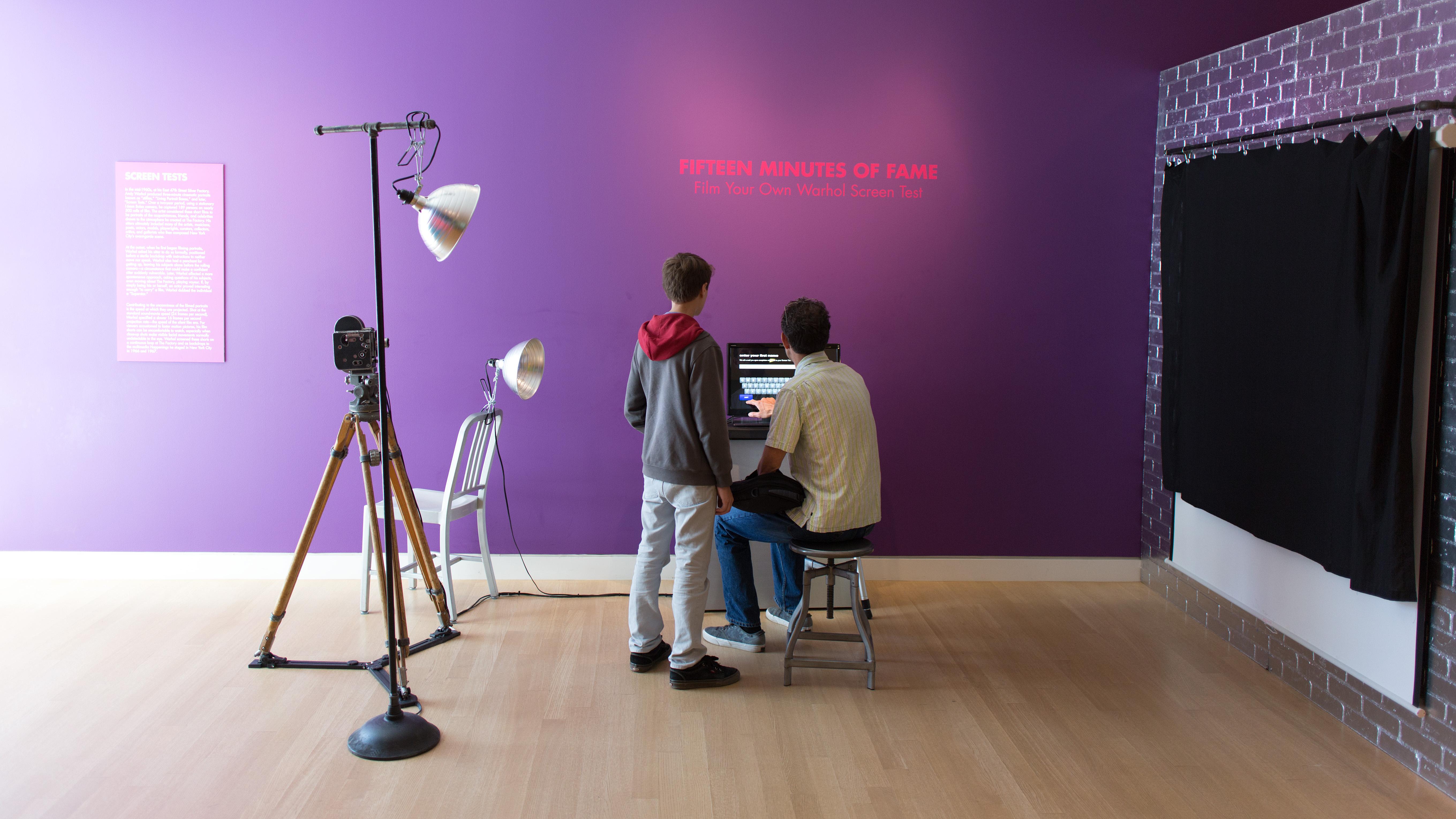 Purple Interior Design Brand Design Sacramento Crocker Crockerartmuseum