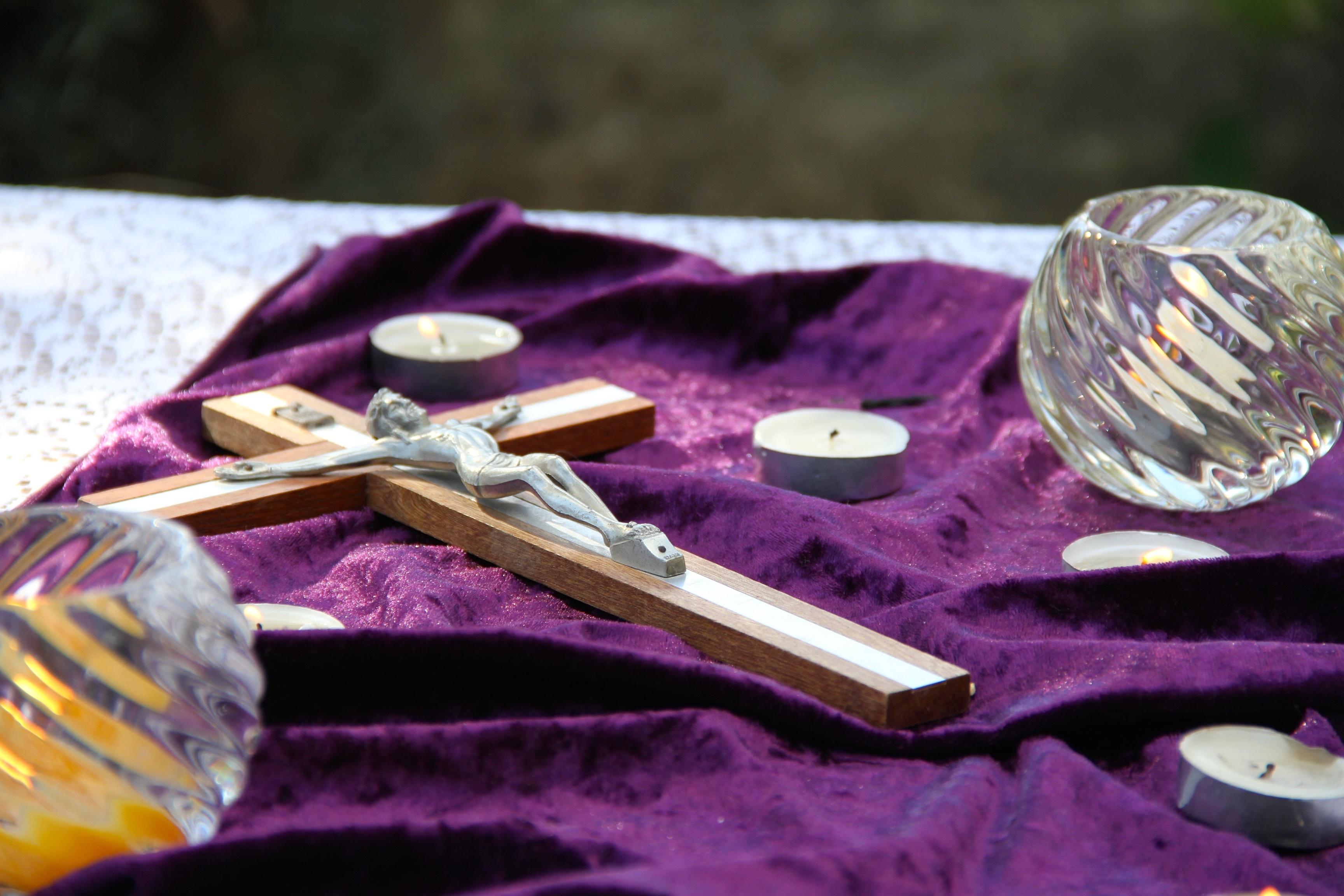 Images Gratuites Violet Pétale Symbole Religion église