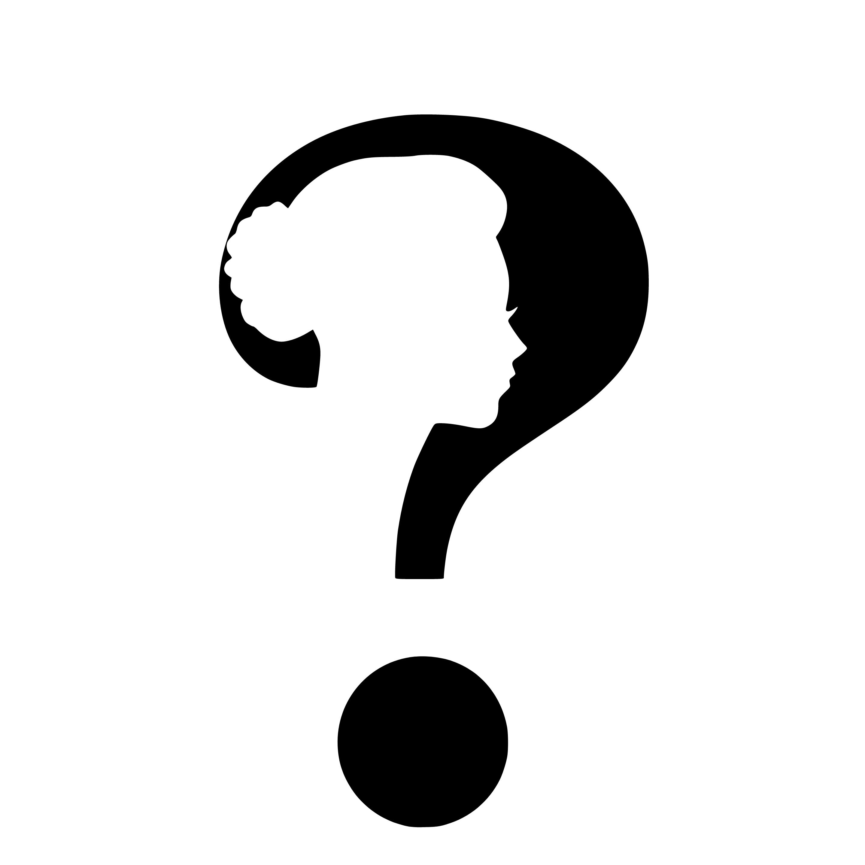 Idée De Photo De Profil images gratuites : question, marque, femme, visage