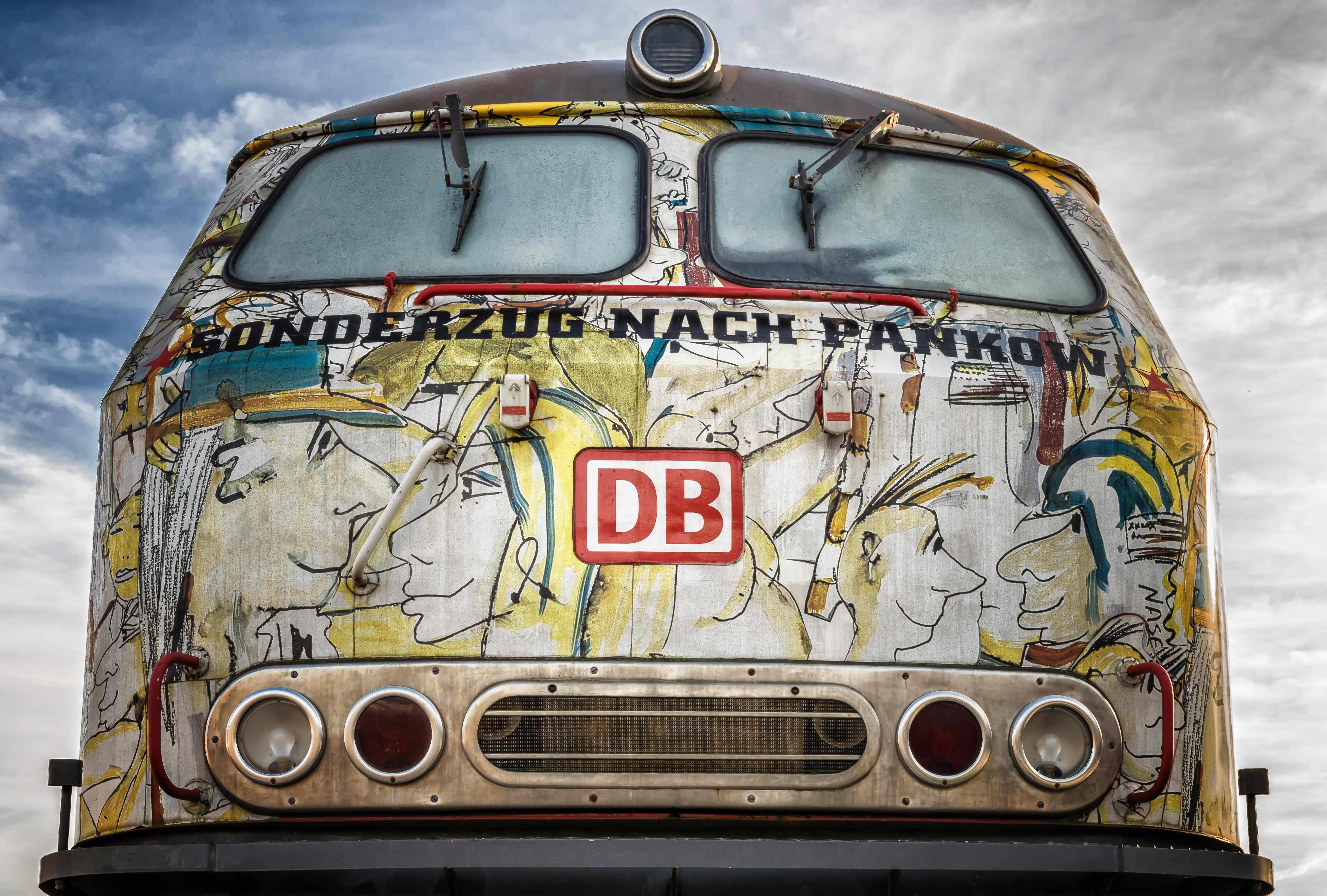 Free Images : railway, van, transport, vehicle, broken, nostalgia ...