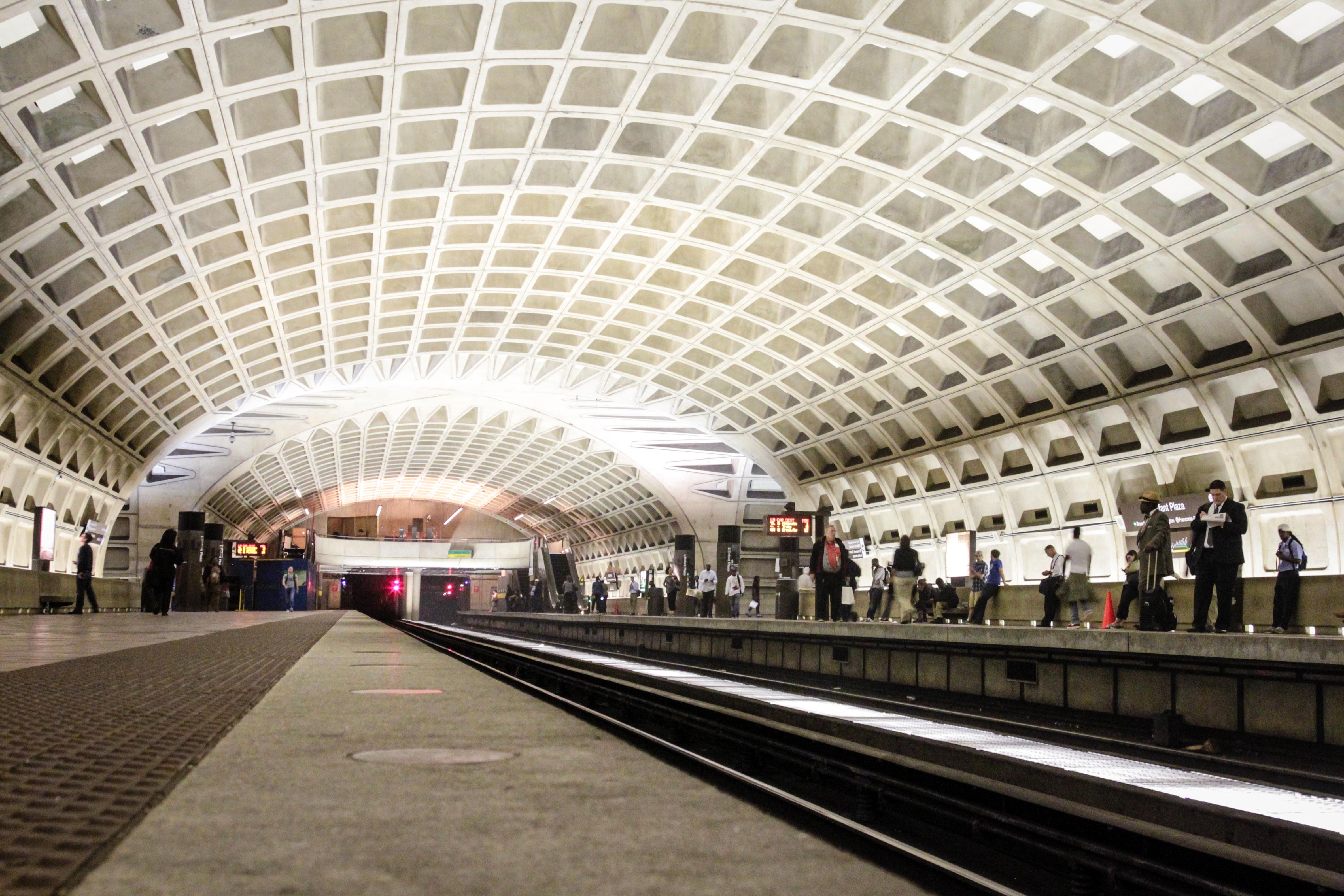 Free Images : railway, city, travel, subway, underground ...