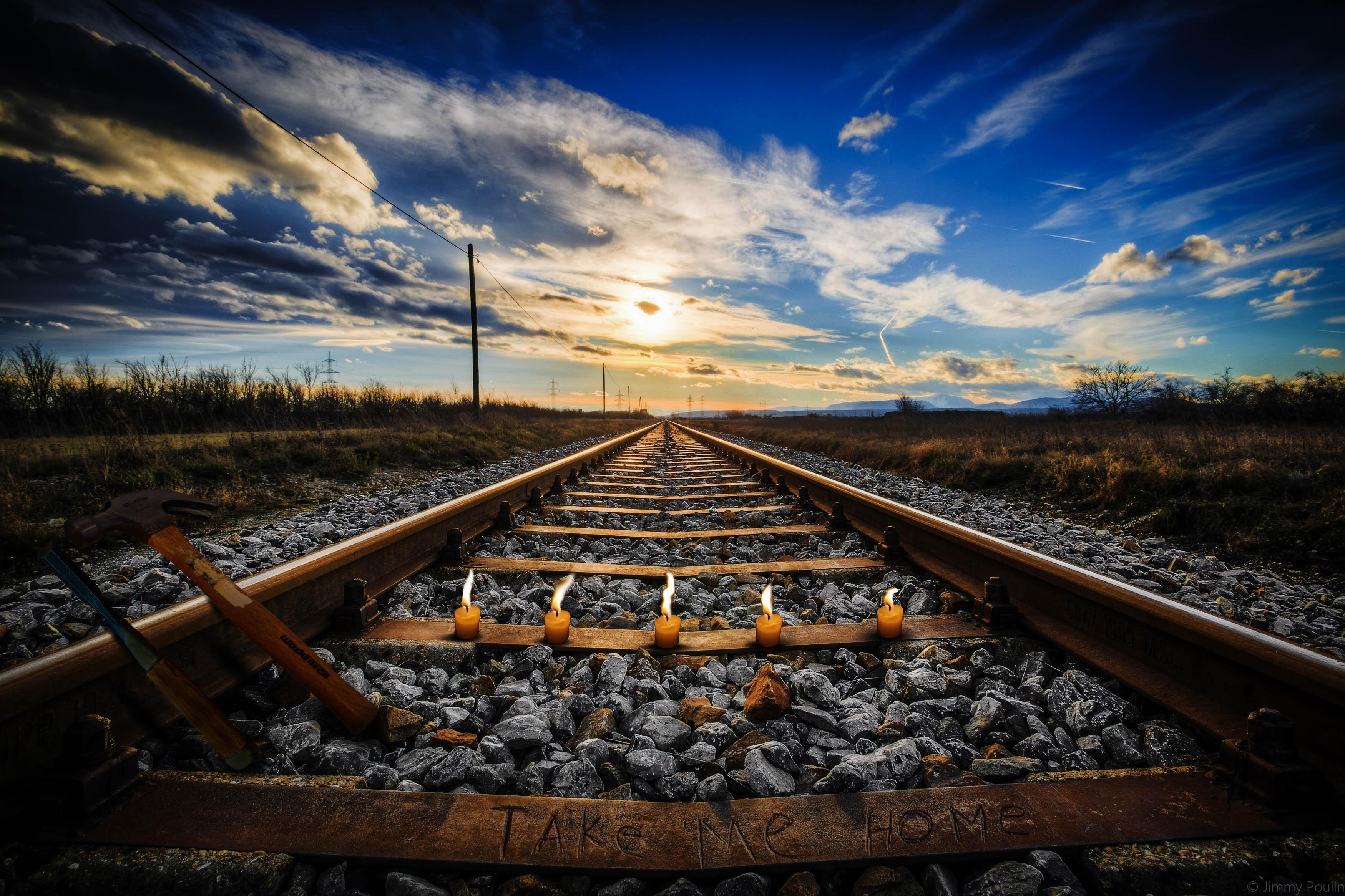 смотреть фотографии железной дороги неимоверно новом