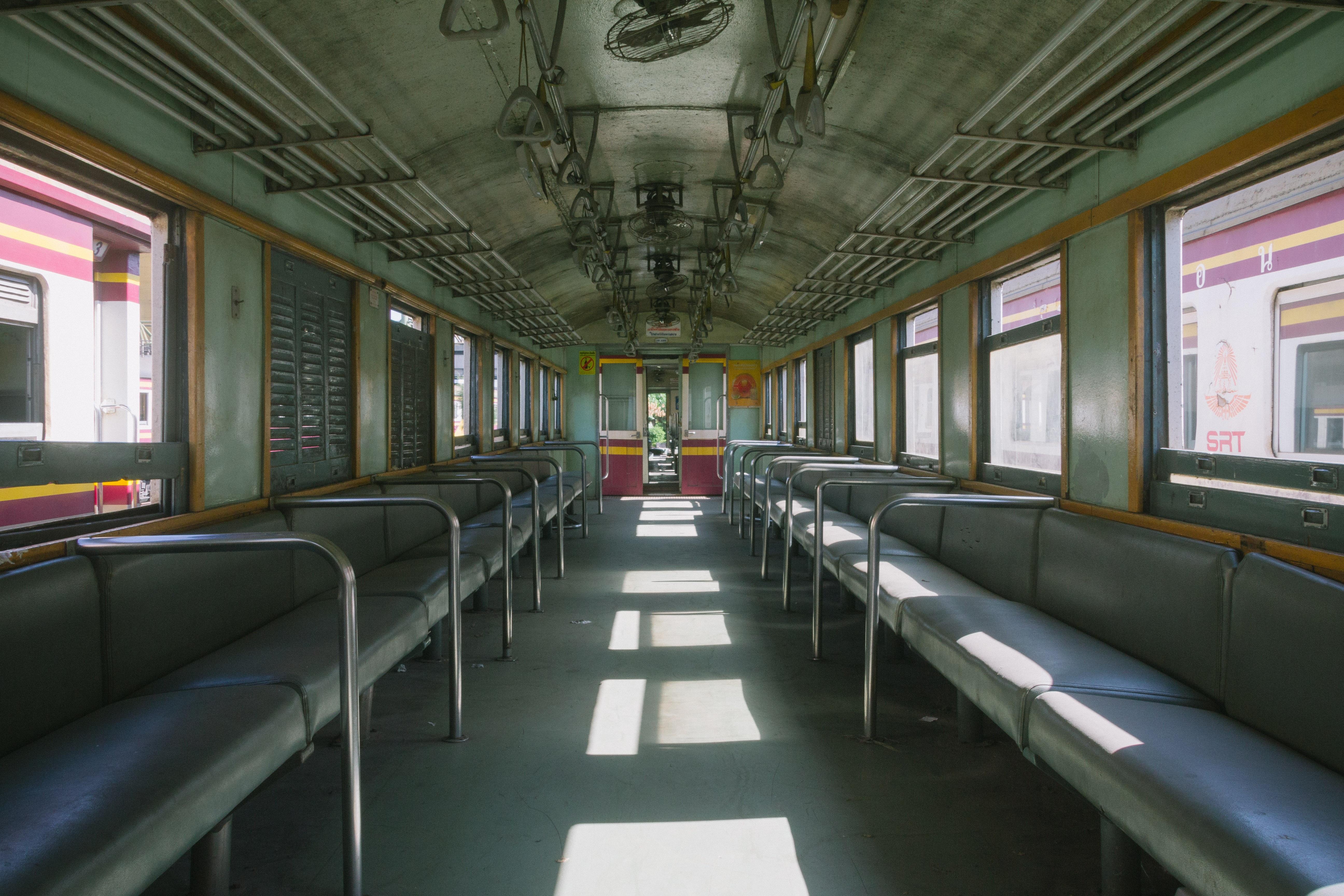 Free Images : railway, rail, train, travel, commute ...