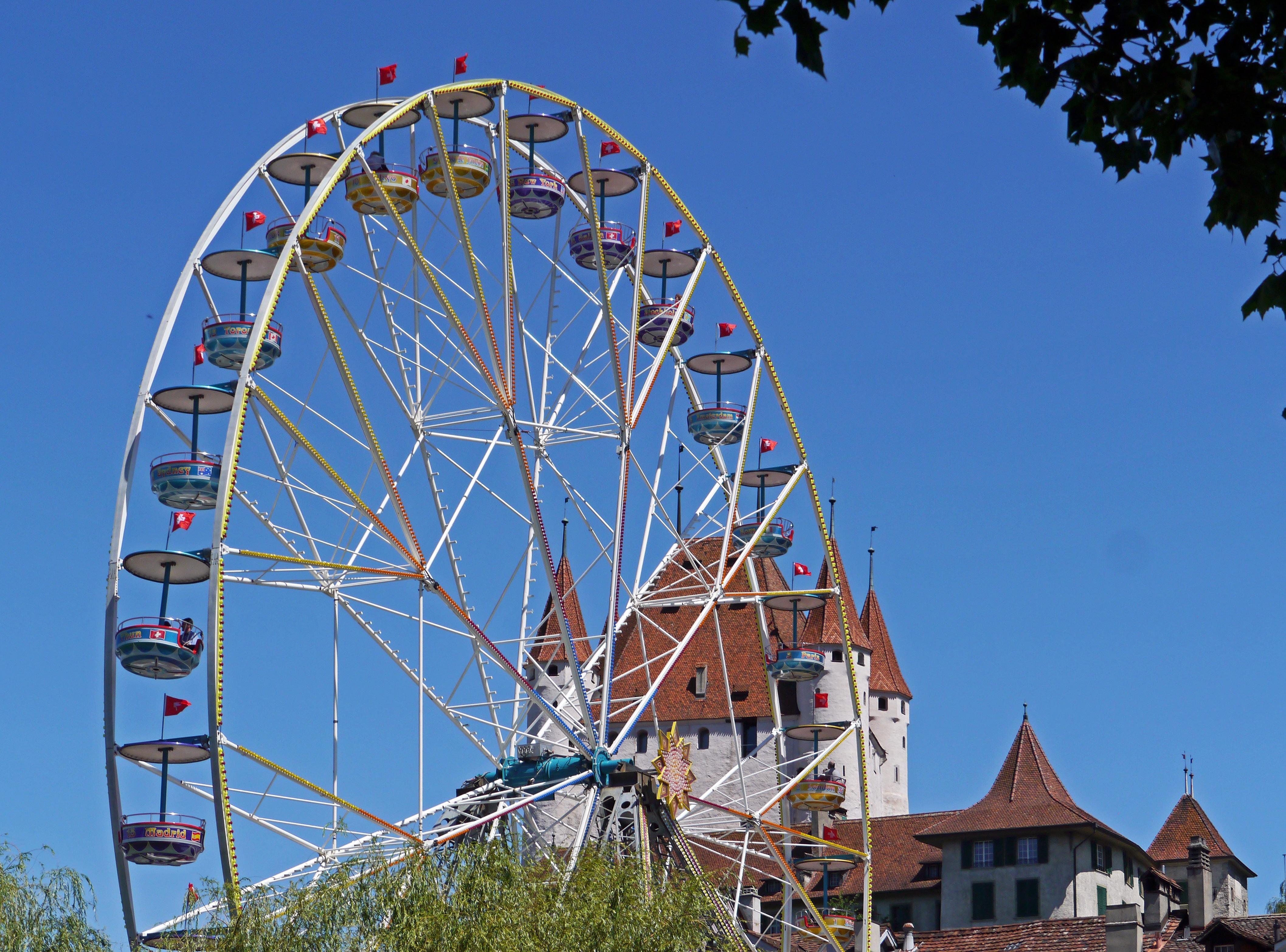 parc attraction quel age