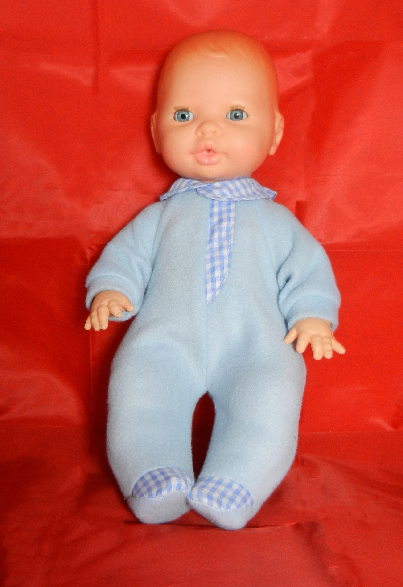 merah anak pakaian mainan boneka hidung gaun bayi balita orang orangan salju kulit organ boneka