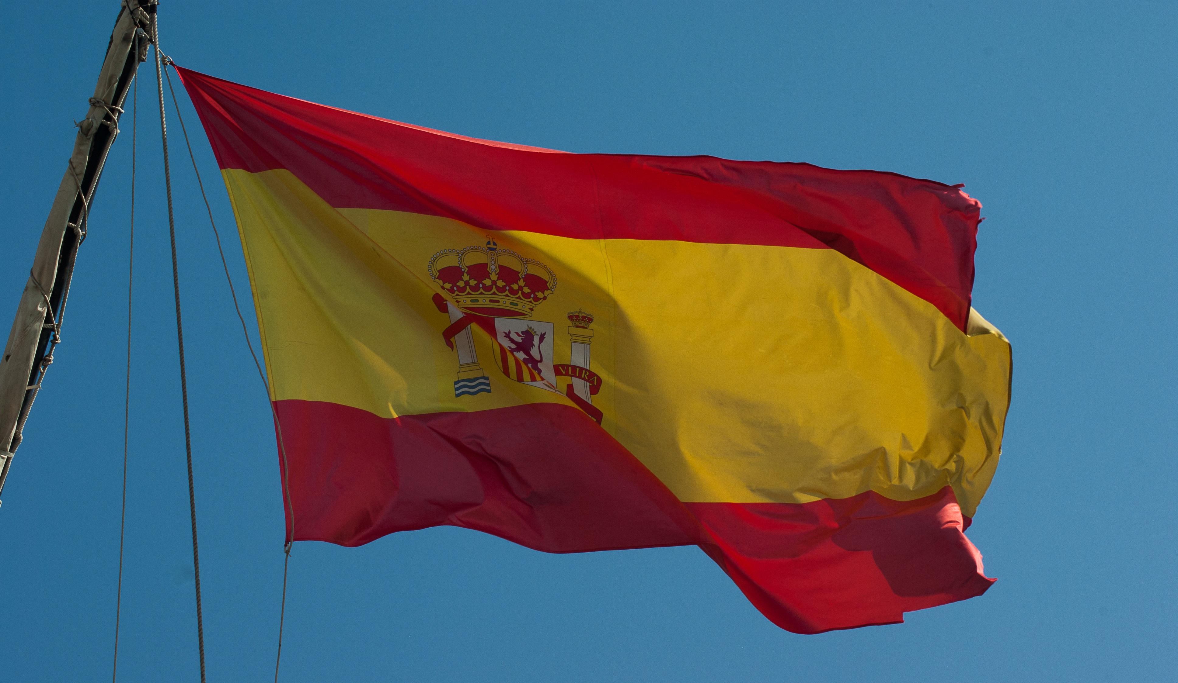 Gambar : warna, bendera merah, Spanyol flag, bendera ...