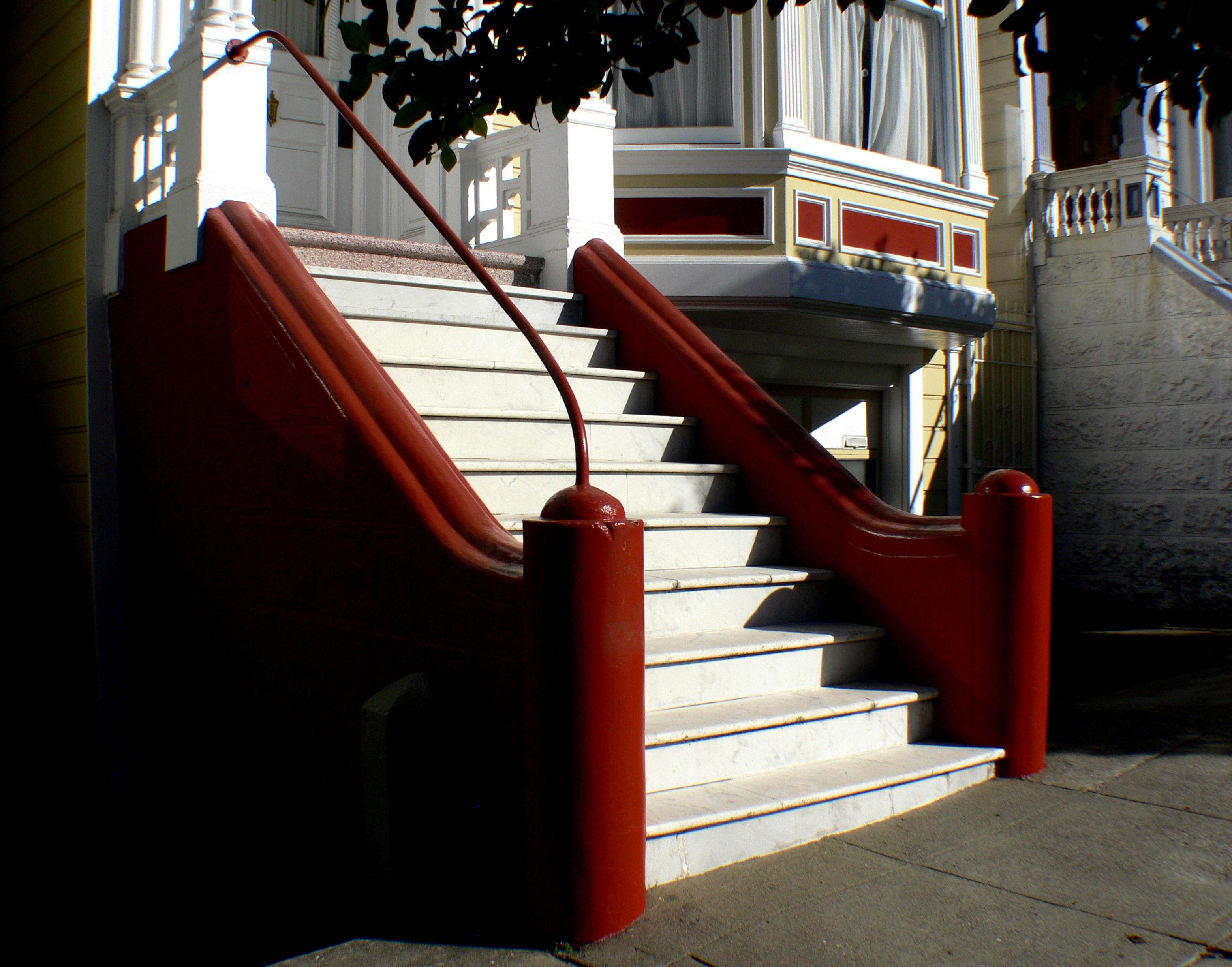 Fotos gratis : rojo, color, mueble, pretil, dominio publico, San ...