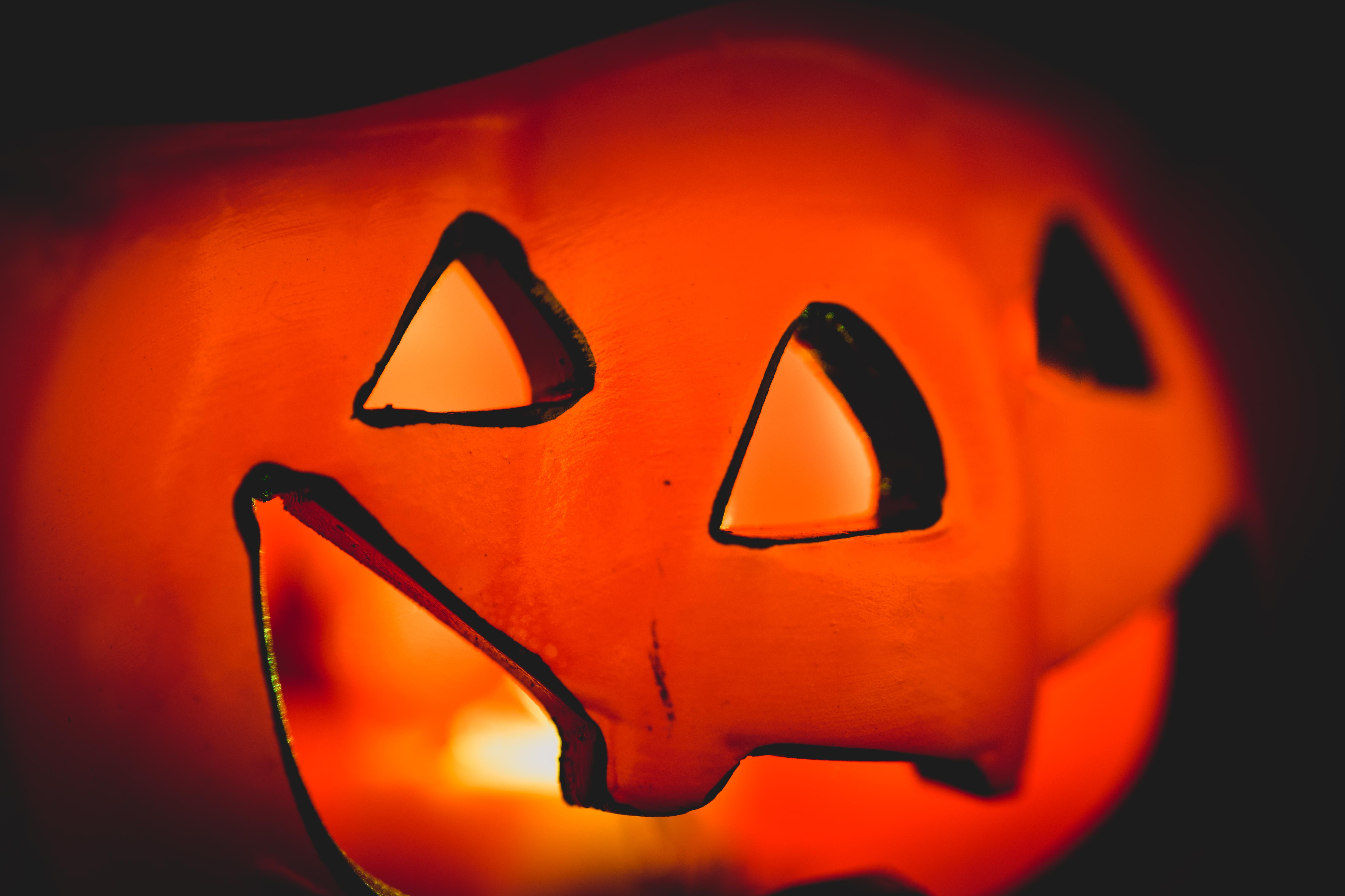 free images : red, pumpkin, font, jack o lantern, illustration