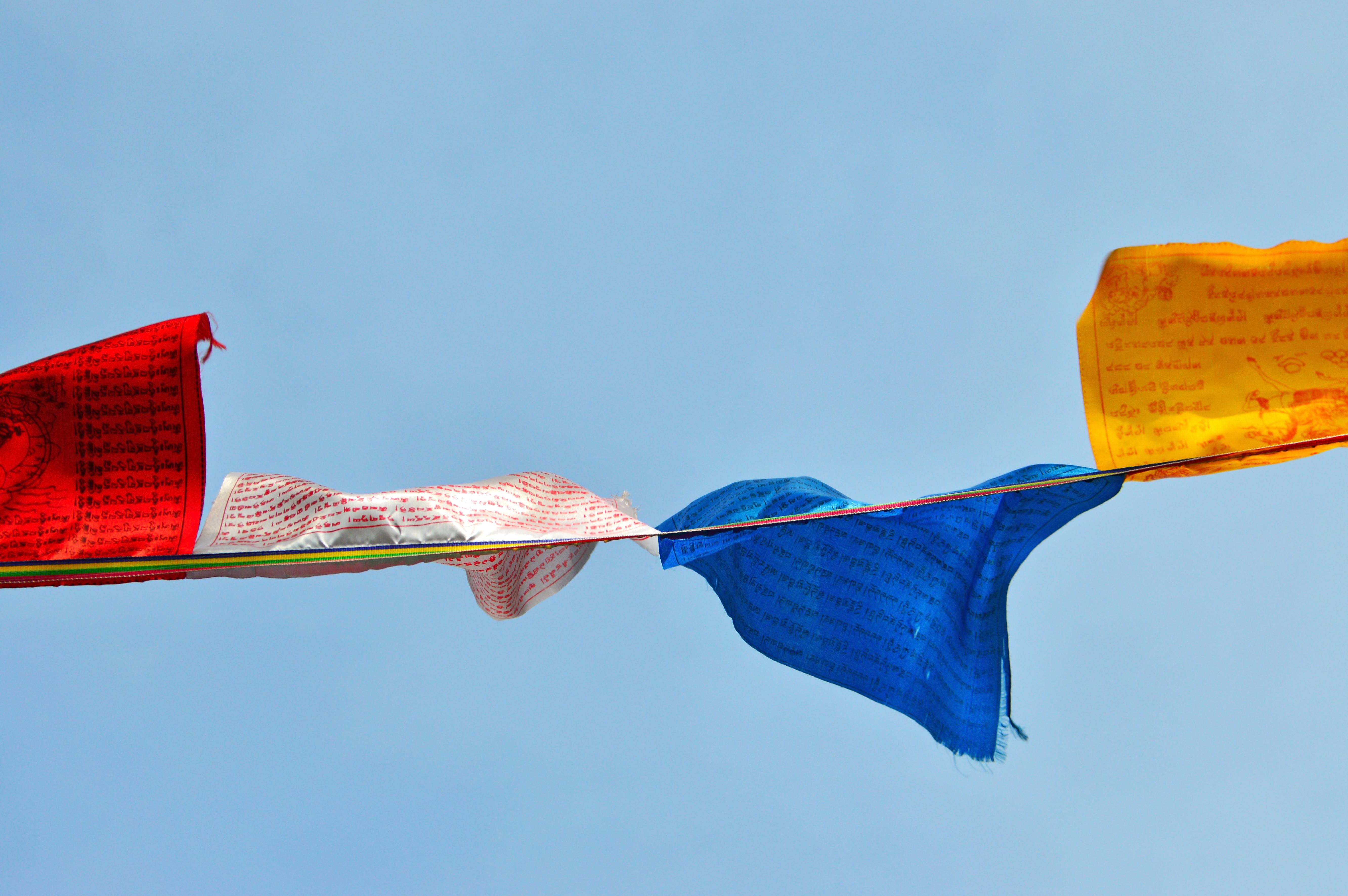2a49a5b5 Gratis billeder : rød, himmel, blå, gul, dagtimerne, windsports, air ...